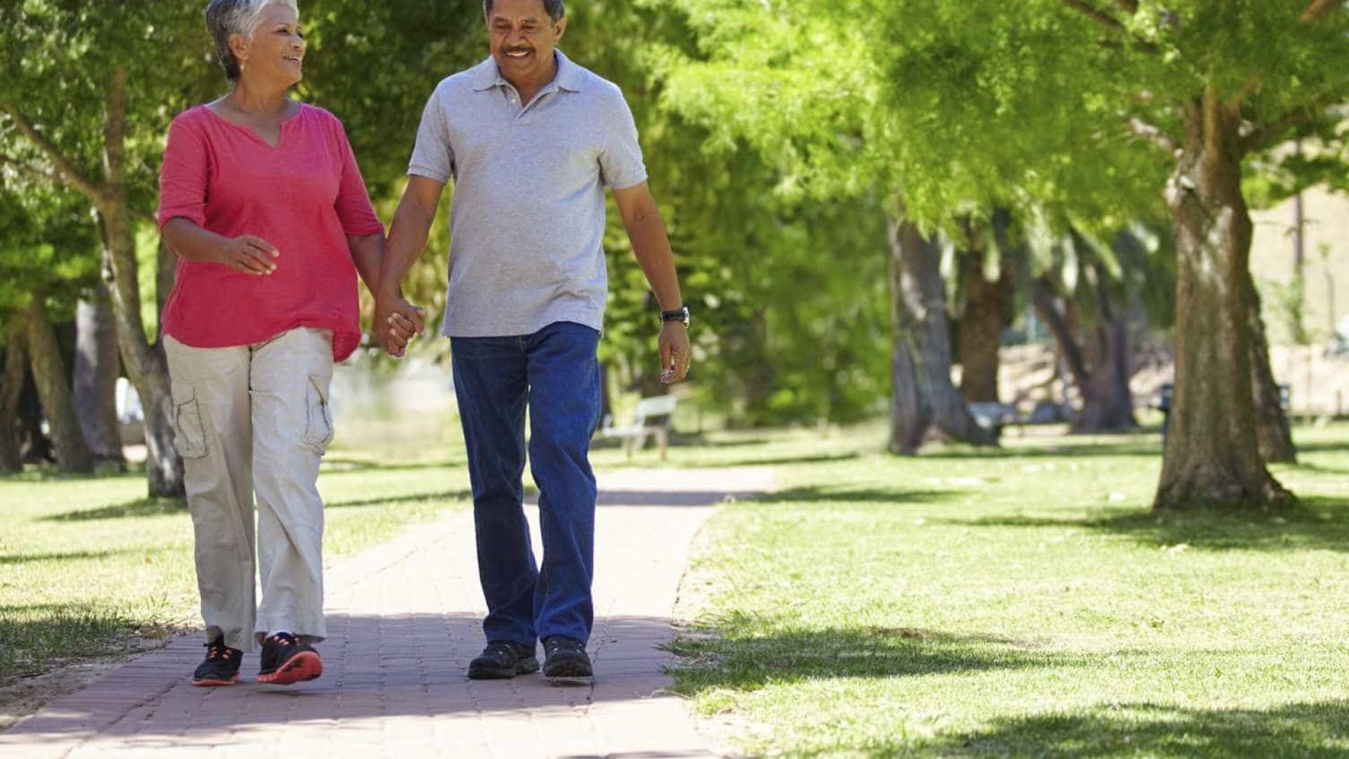 Caminhar depois de comer reduz o risco de diabetes tipo 2