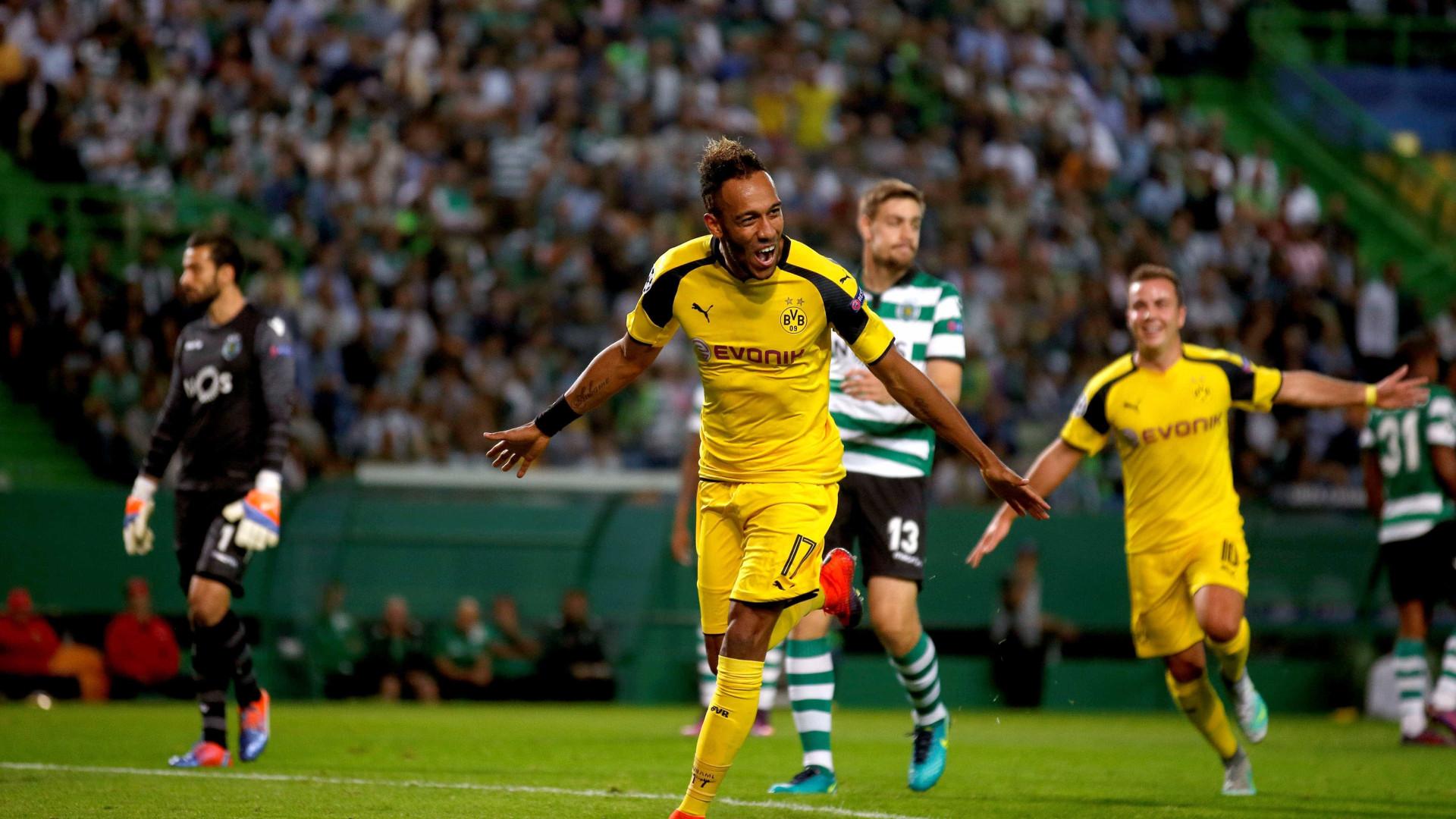 [1-2] Esforço de leão não foi suficiente. Sporting perde com Dortmund