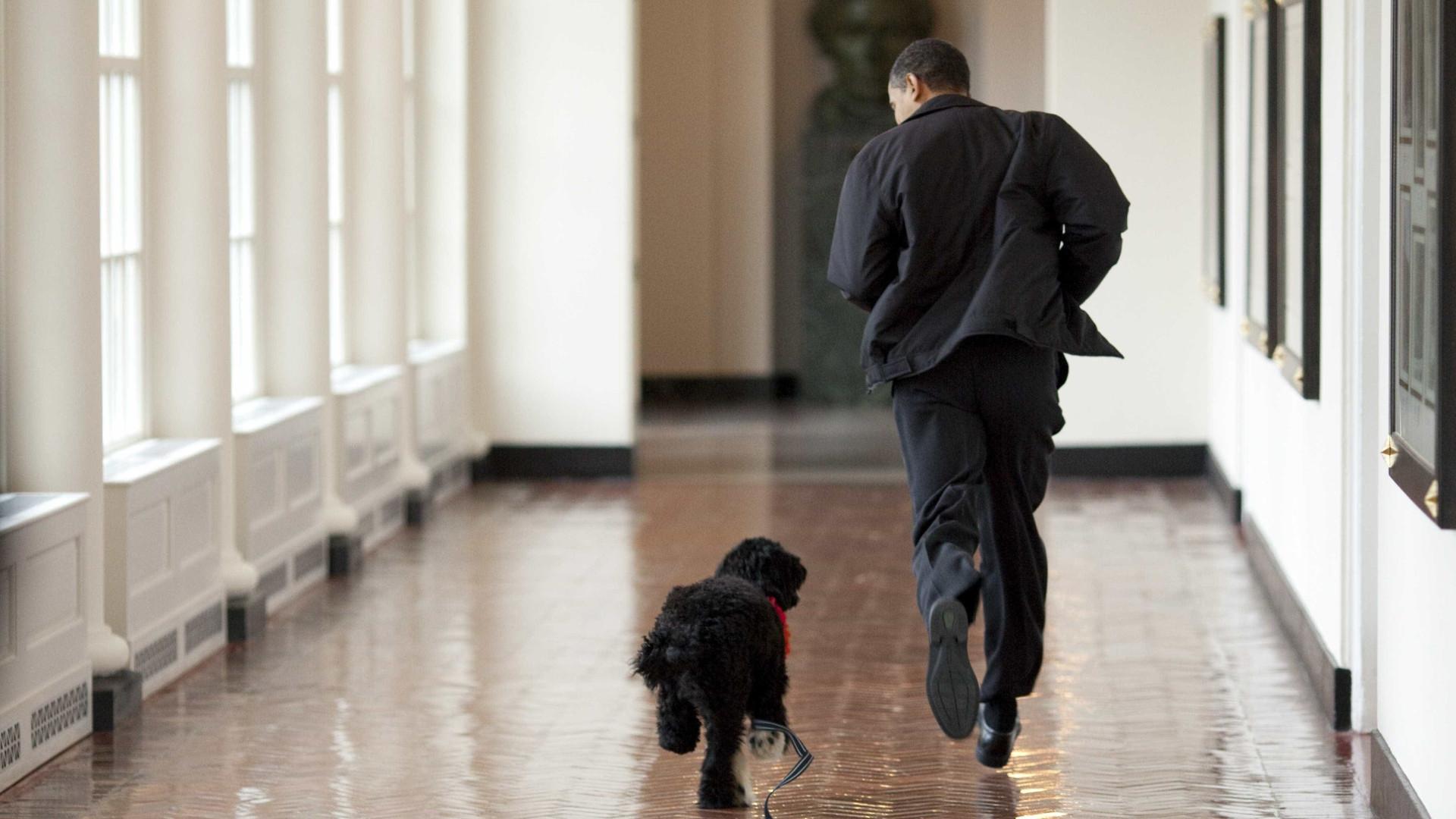Conheça as dez músicas que Obama ouve durante o exercício físico