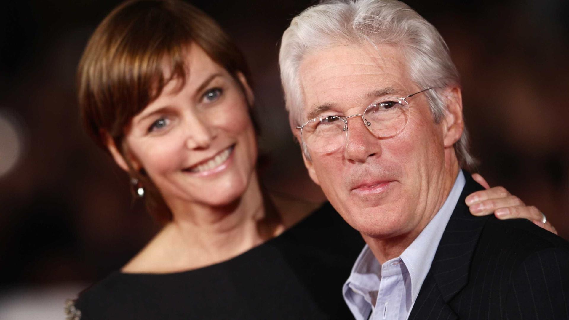 Após quatro anos, divórcio de Richard Gere foi finalizado