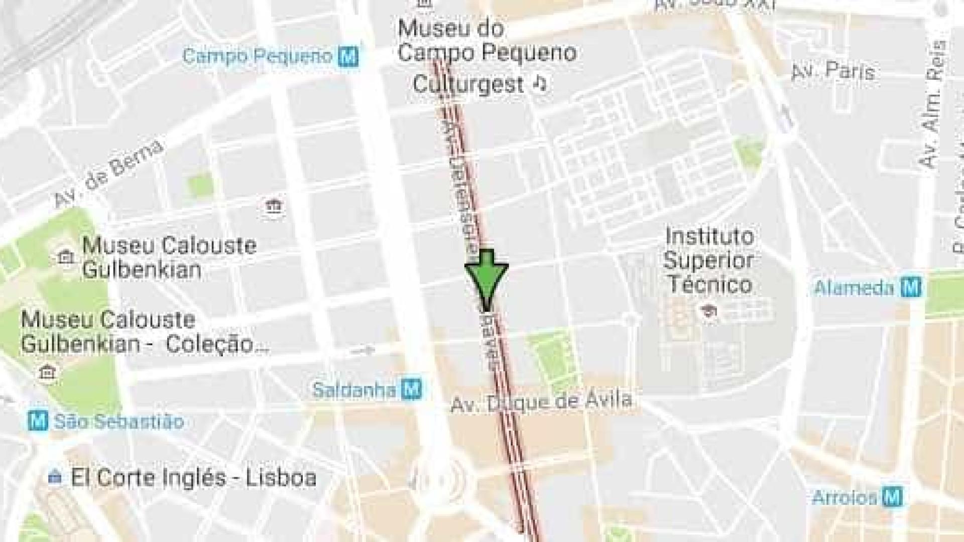 EPAL pede aos condutores que evitem a Avenida Defensores de Chaves