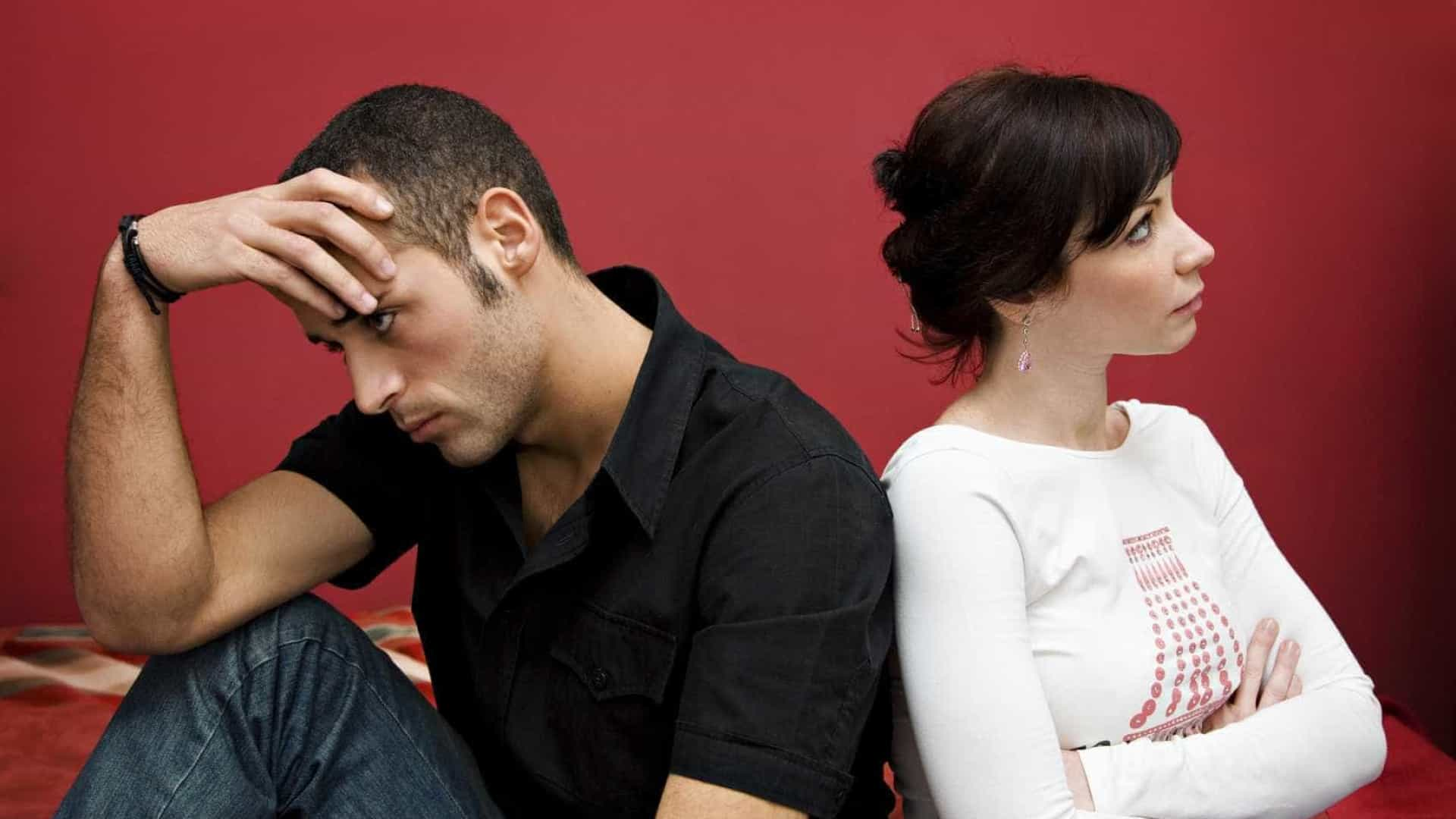 Stress dos parceiros pode ser a causa do ganho de peso das mulheres