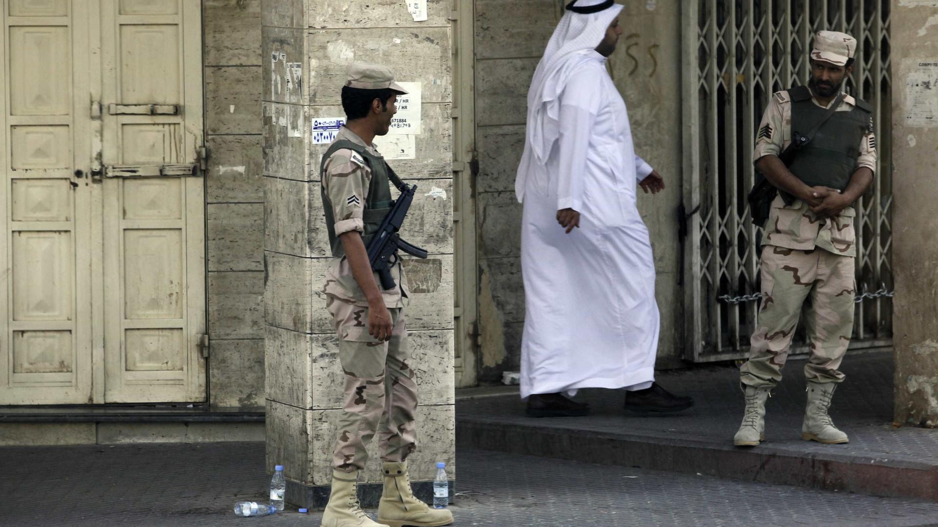 Executado príncipe saudita por homicídio de compatriota