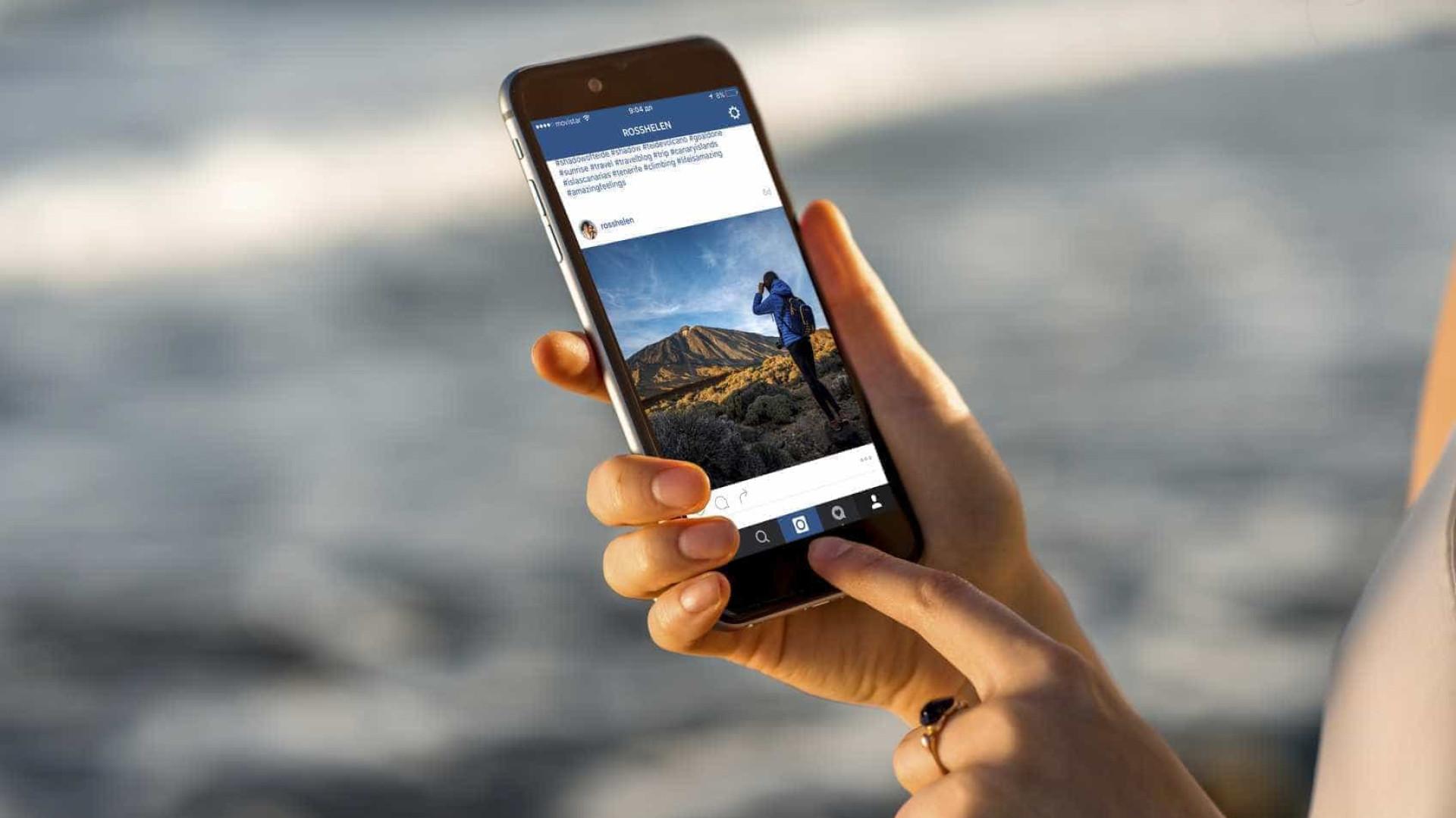 Stories ganham mais relevância dentro do Instagram