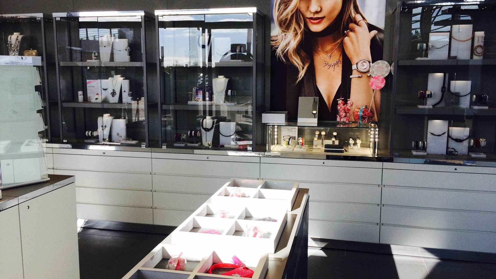 Swarovski abre a primeira loja outlet em Portugal