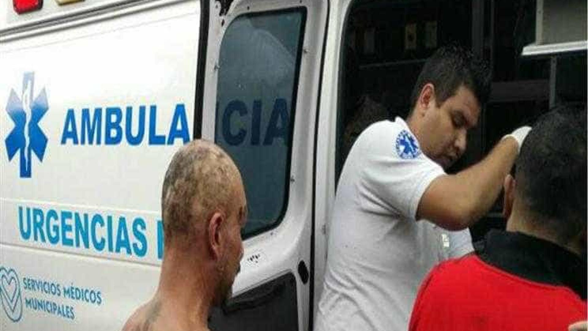 México: Carteiristas encontrados com as mãos amputadas