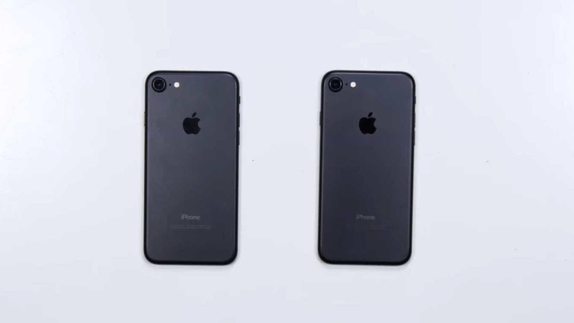 Foi descoberta uma nova diferença entre os modelos do iPhone 7