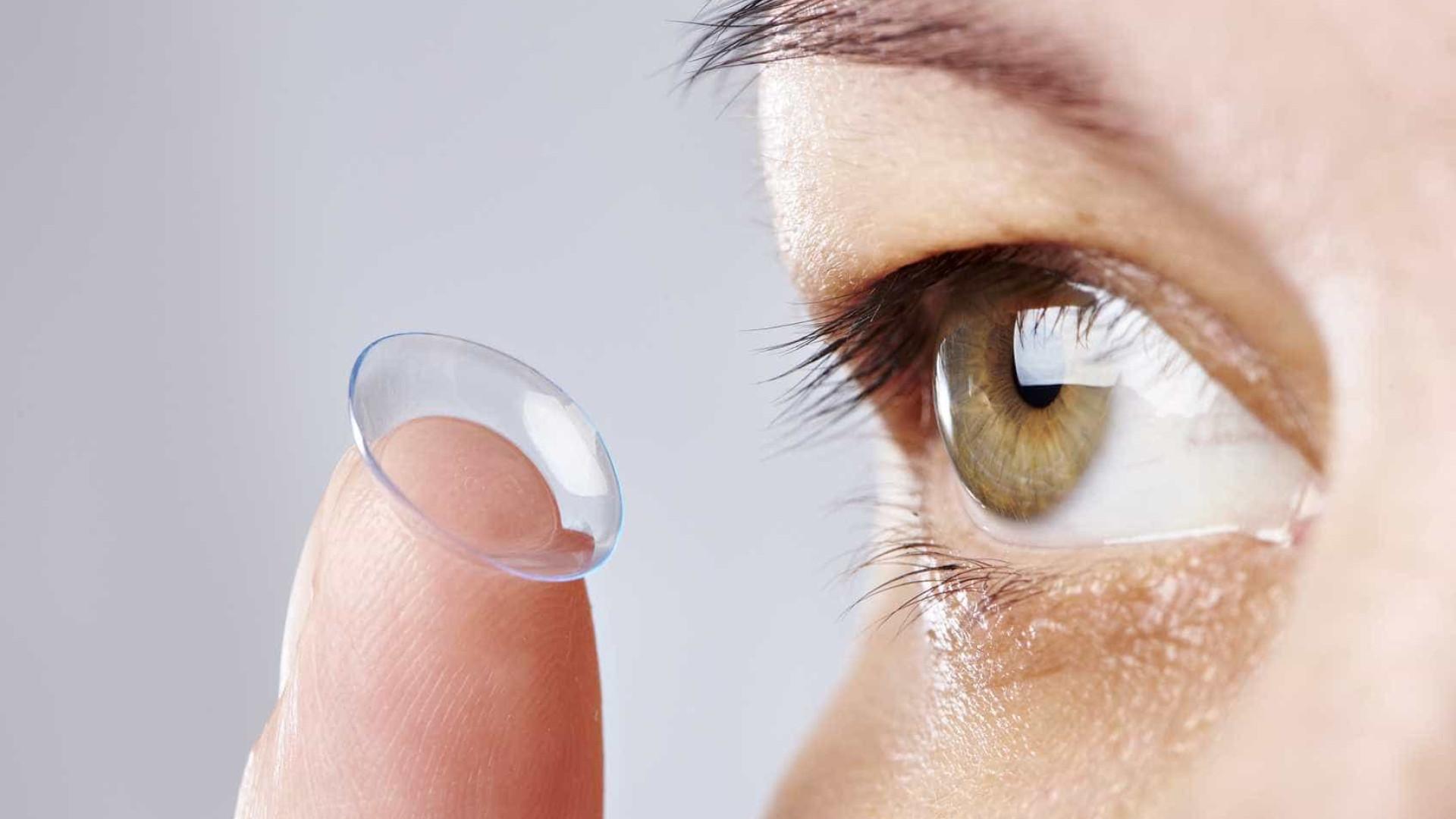44048082eb Dez mitos e verdades sobre as lentes de contacto