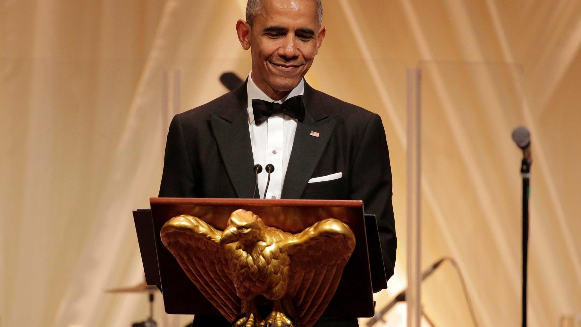 Assim foi o último Jantar de Estado de Obama na Casa Branca