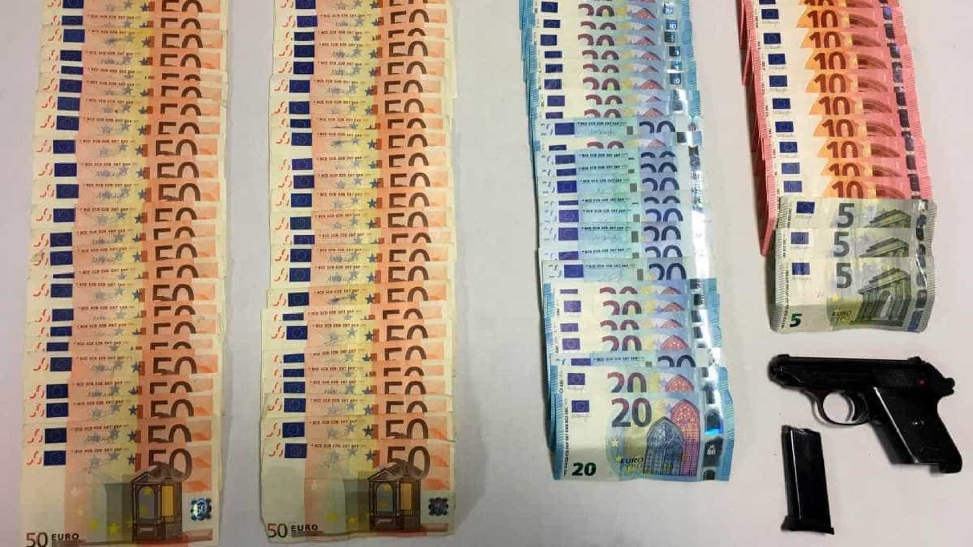 Sete detenções em operação de combate ao tráfico de droga no Porto
