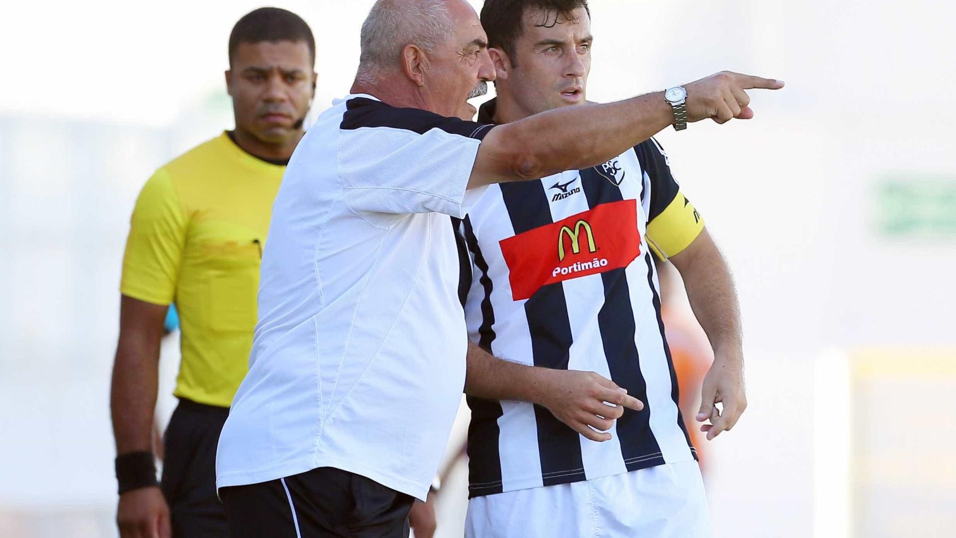 Portimonense vence Benfica B e consolida liderança