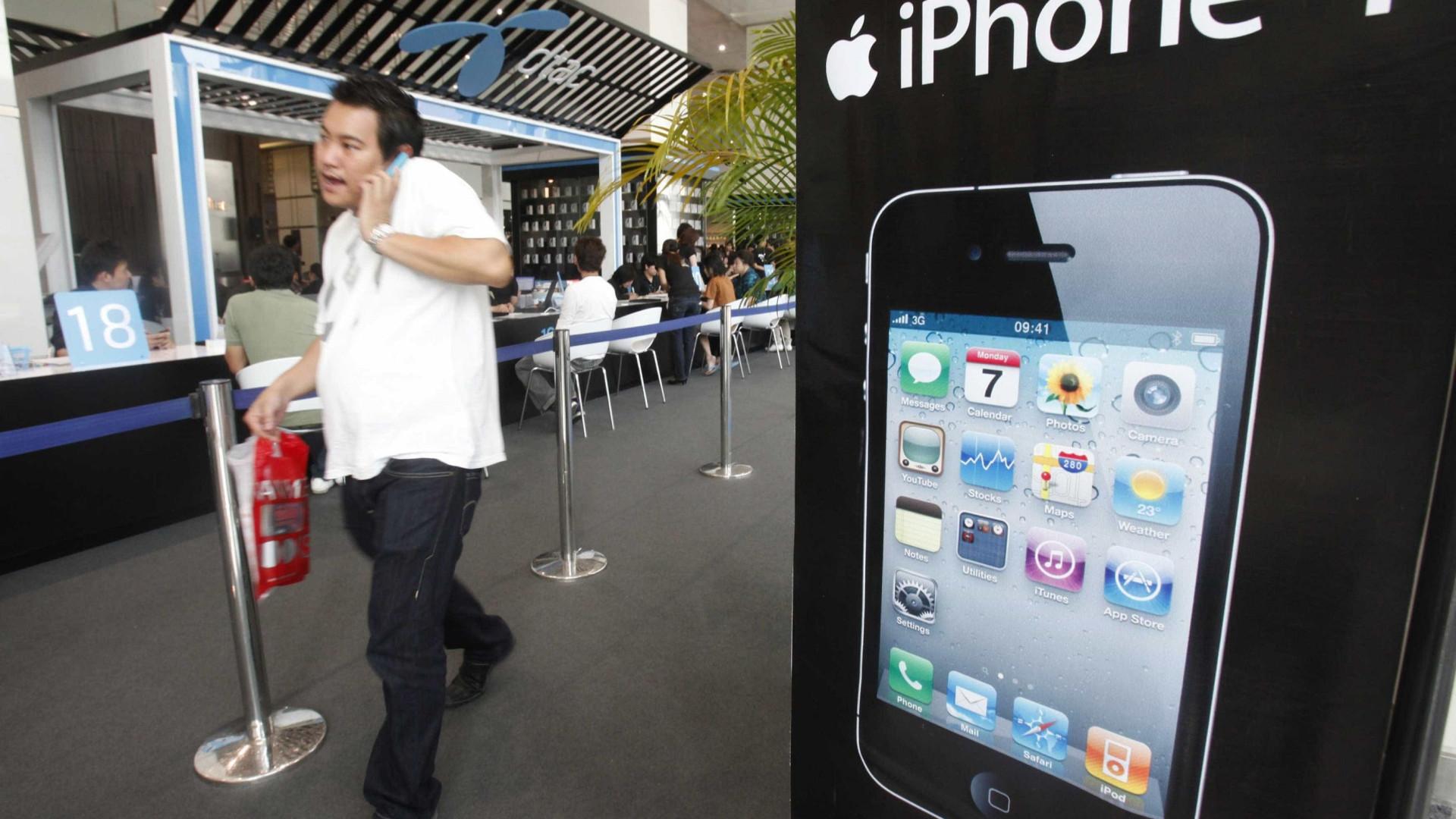 WhatsApp decidiu abandonar os iPhones mais antigos