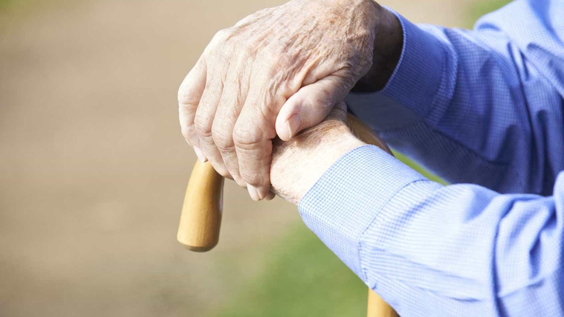Dois terços dos idosos em Portugal são sedentários