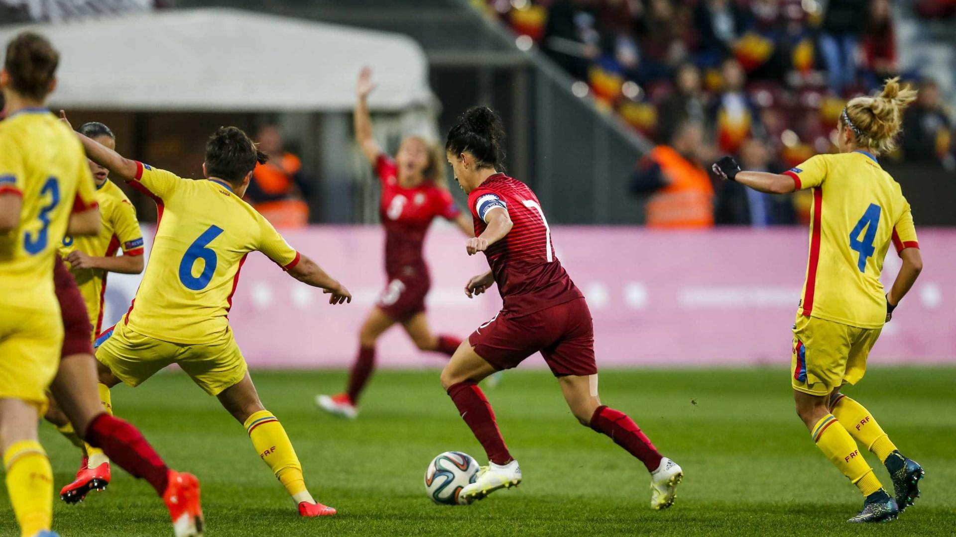 Portugal conquista o 'bronze' na Algarve Cup
