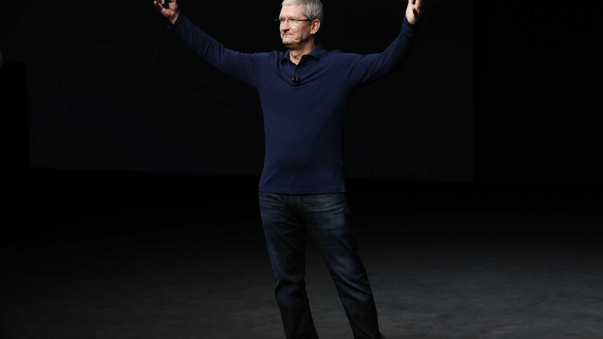 Líder da Apple aproveita entrevista para lançar 'farpa' ao Spotify
