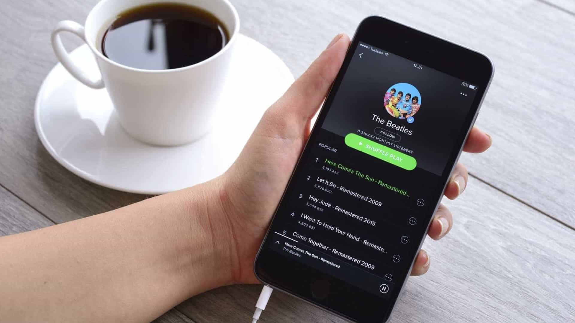 Não paga pelo Spotify? Há boas notícias para si