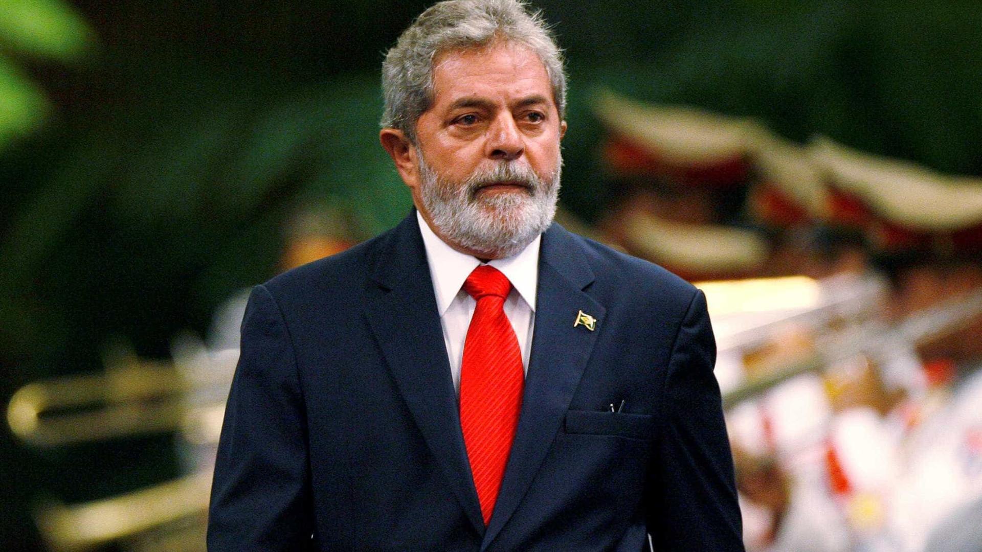 Ministério Público pede arquivamento de investigação contra Lula da Silva