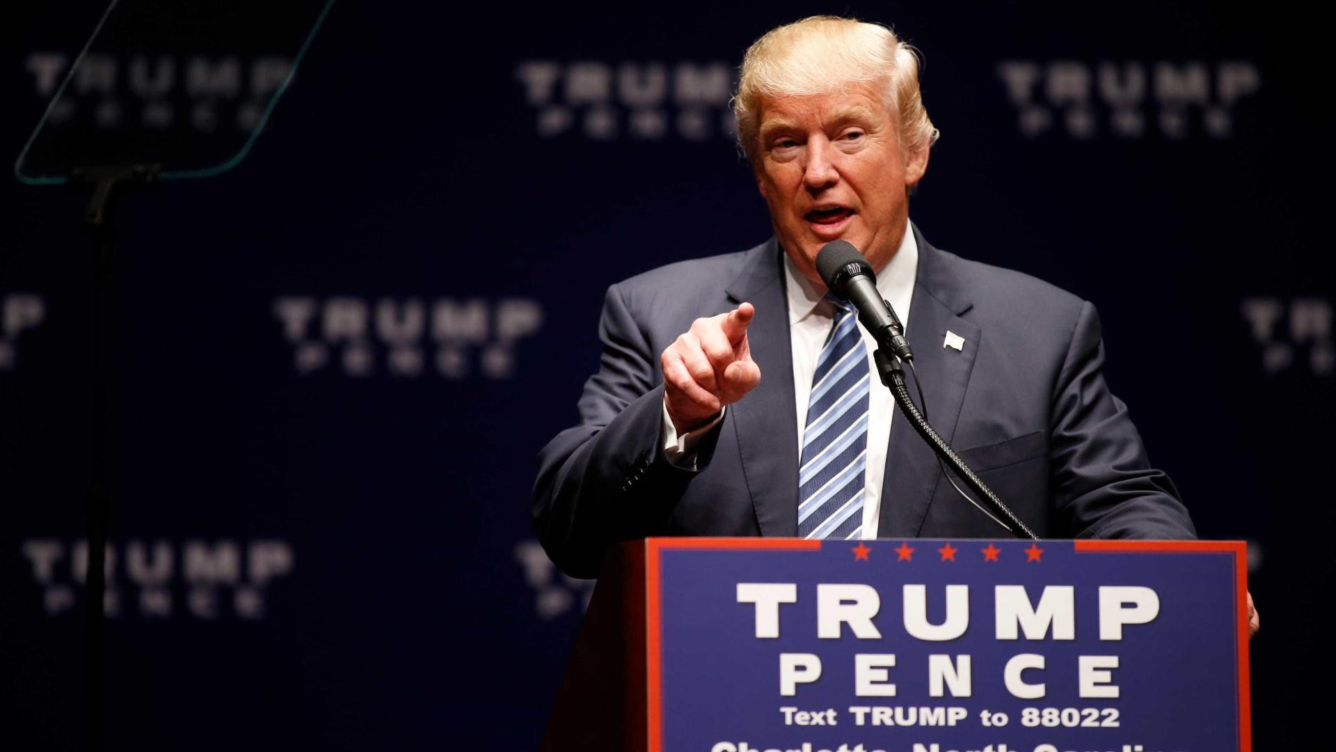 Donald Trump insiste que não existe caos na Casa Branca