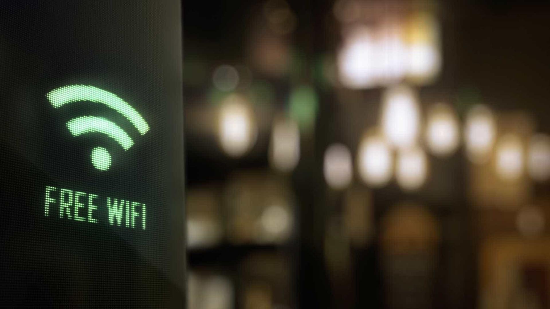 Mais de 20% das redes Wi-Fi põem em risco dados pessoais dos utilizadores