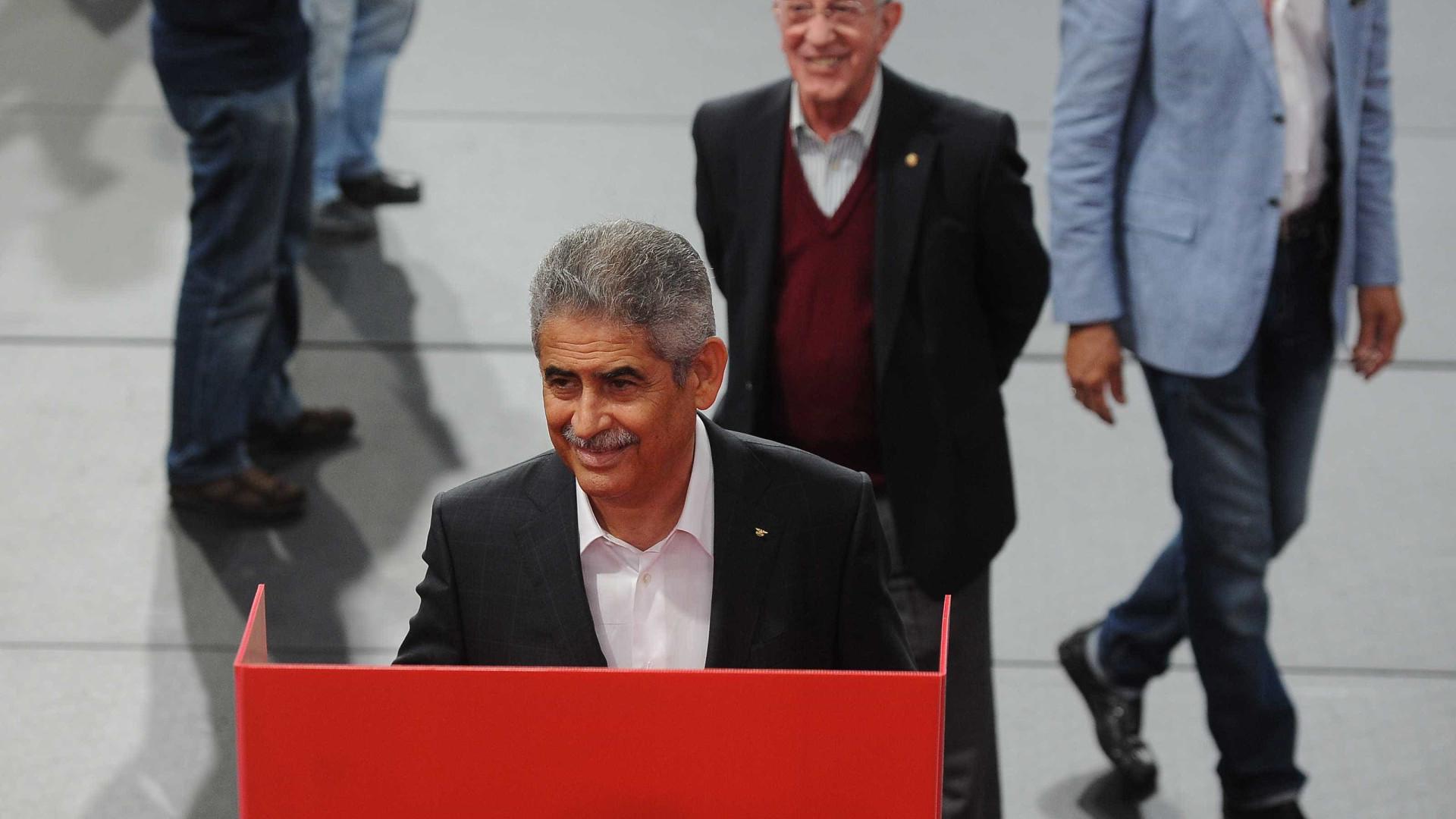 Defesa diz não haver indícios para levar SAD do Benfica a julgamento