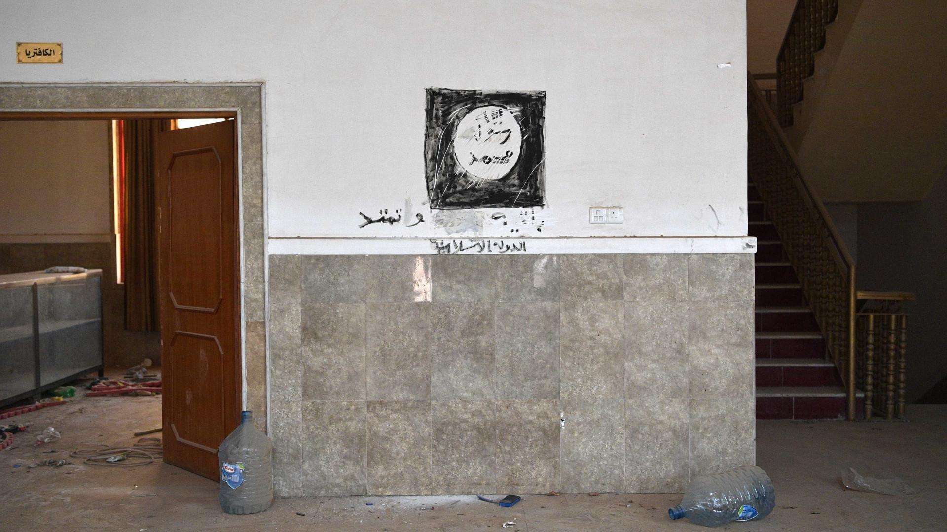 Nove polícias, incluindo um oficial, capturados pelo Estado Islâmico