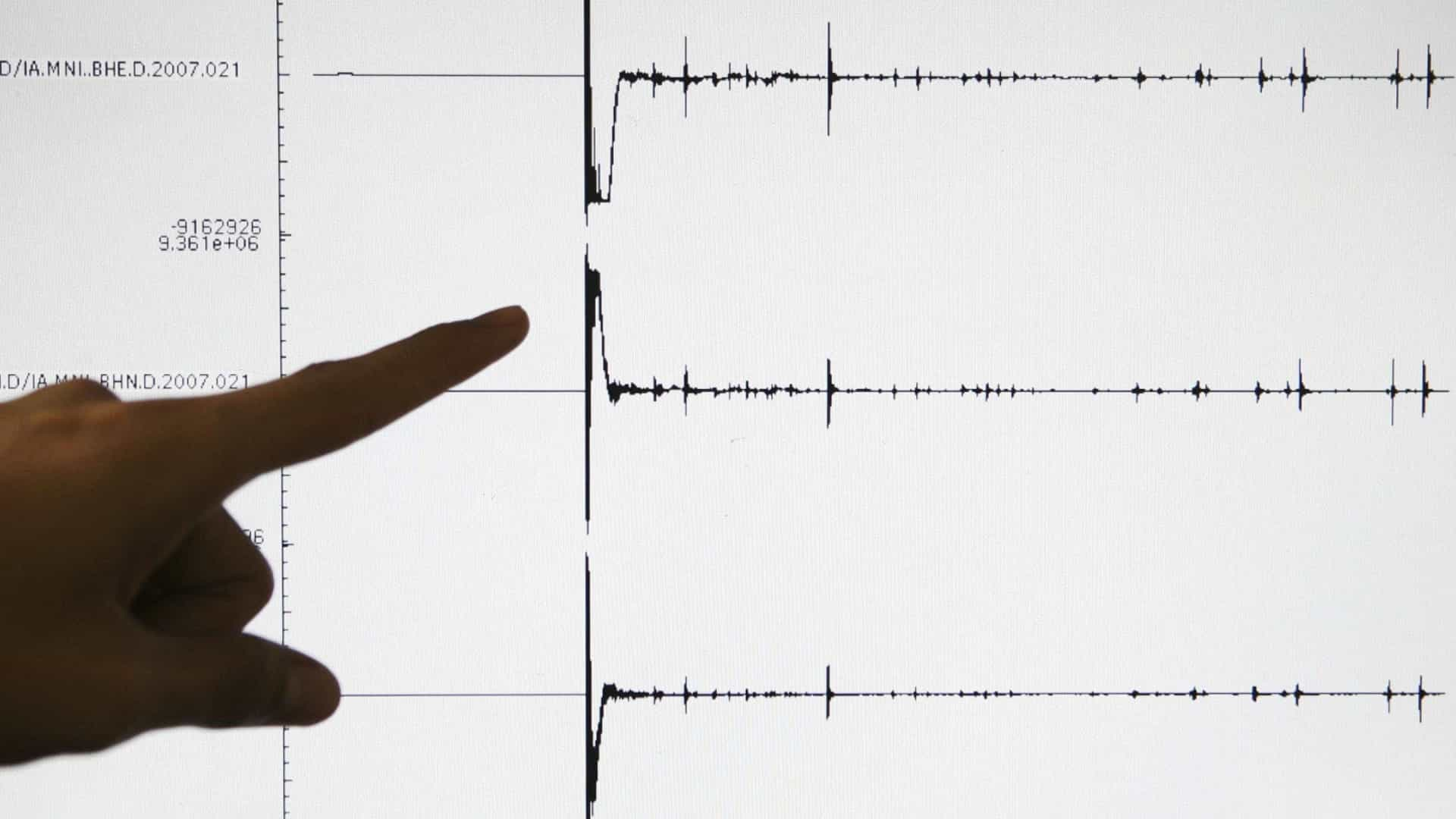 Terremoto de 6,9 graus deixa cinco mortos e sete feridos na Guatemala