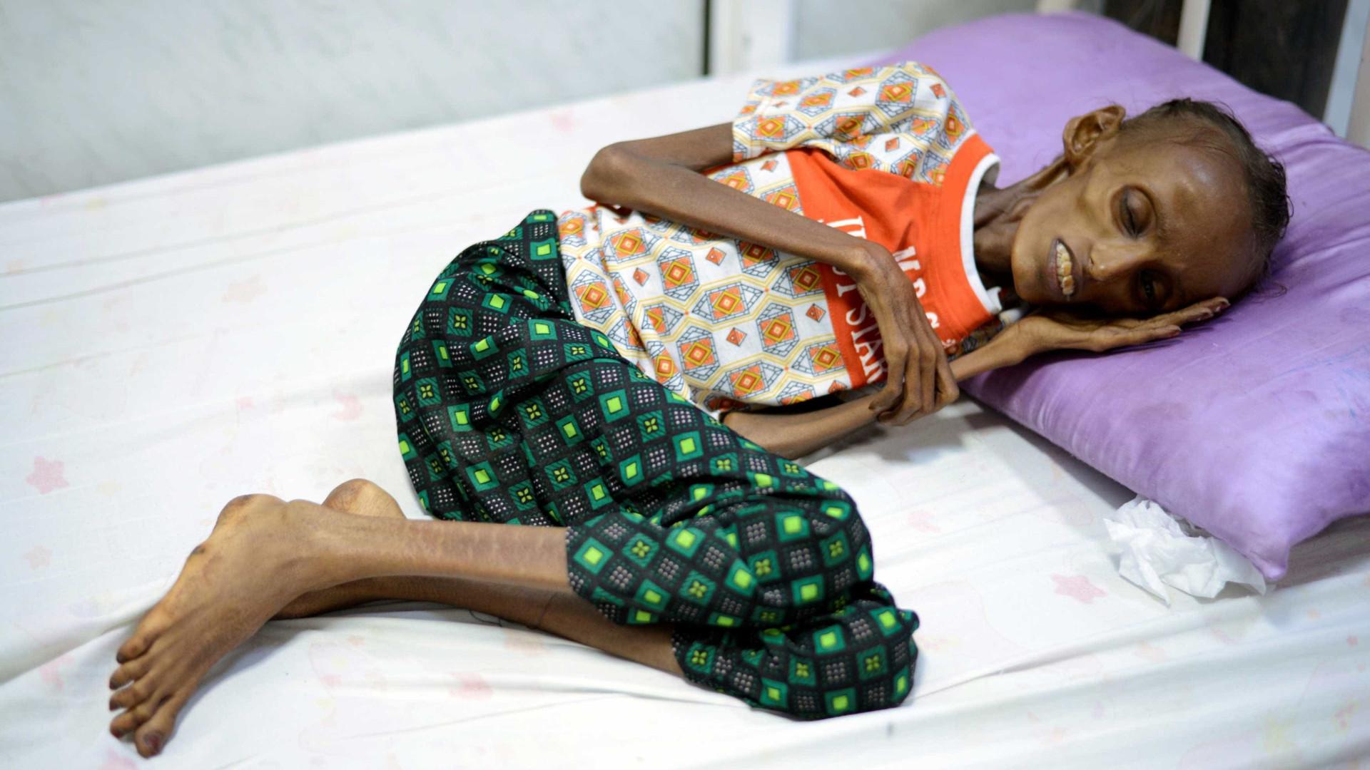 Novos pontos de entrada de ajuda no Iémen são precisos para evitar fome