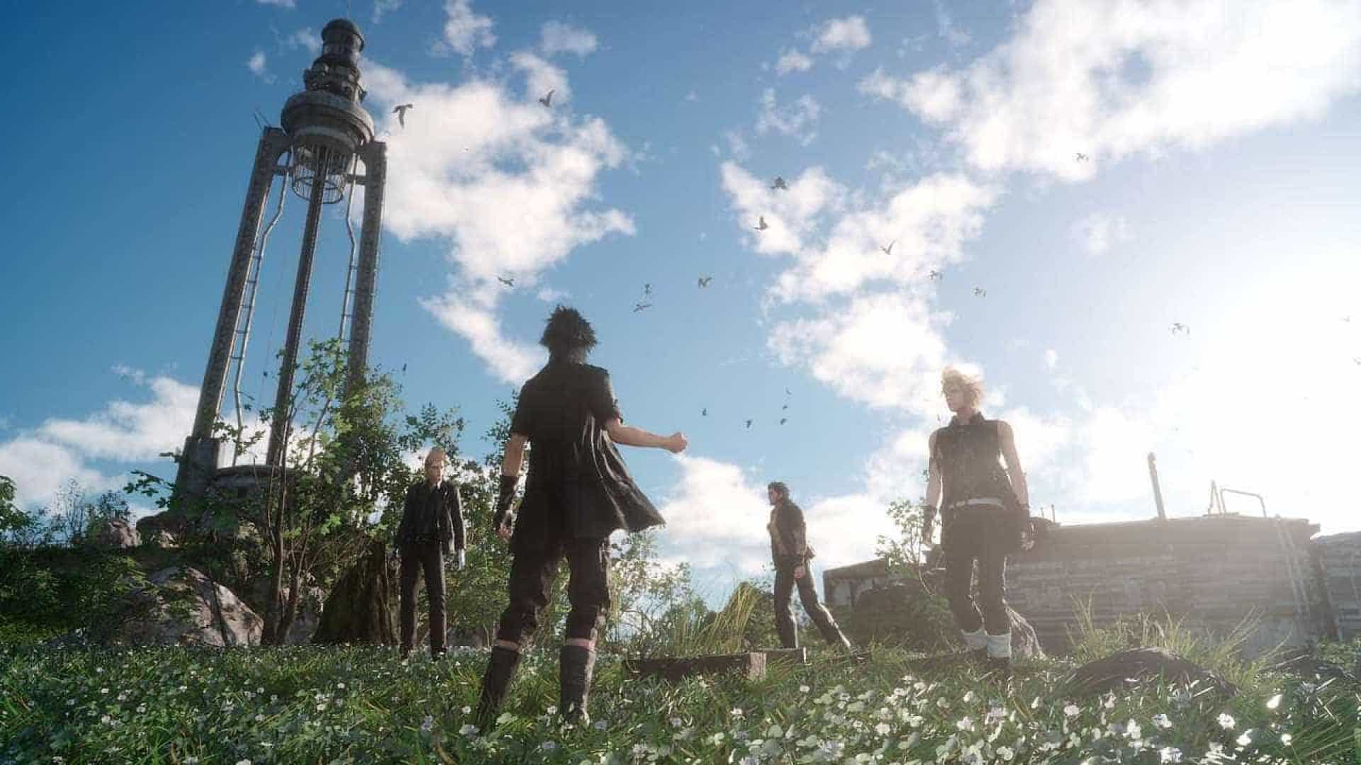 Pocket Edition revelado — Final Fantasy XV