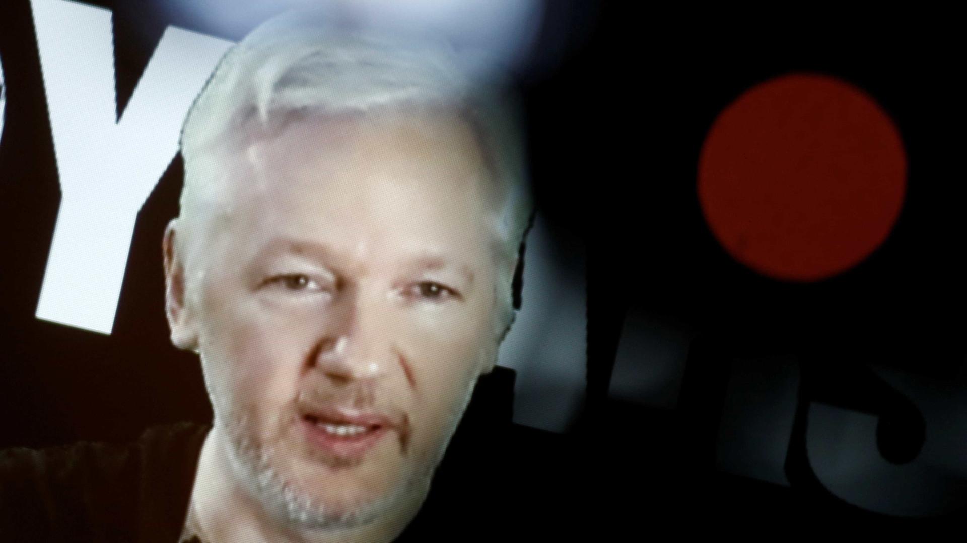 Assange poderá ser expulso de embaixada do Equador em Londres