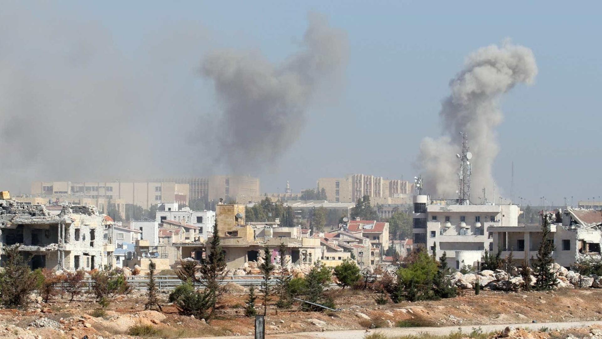 Situação crítica em Alepo motiva reunião urgente do Conselho de Segurança