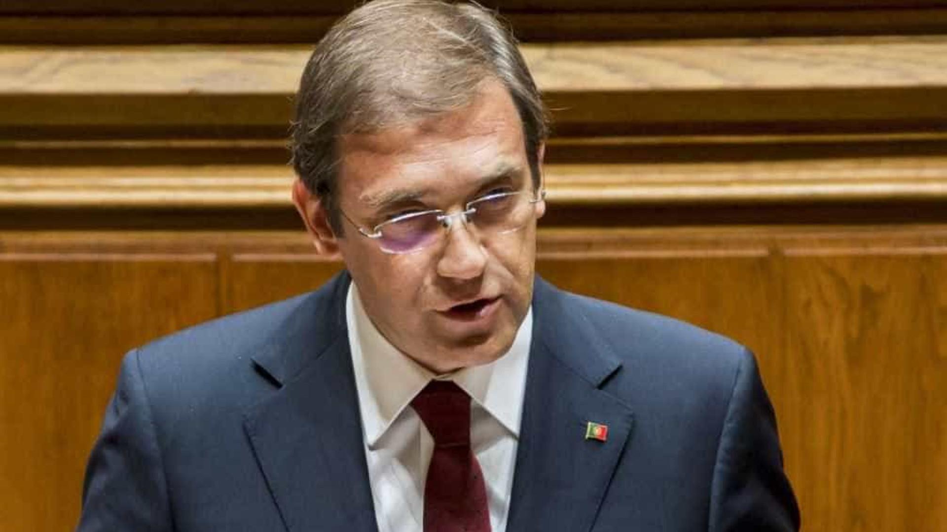 """PSD só poderá voltar ao poder """"se não tiver medo de perder"""""""