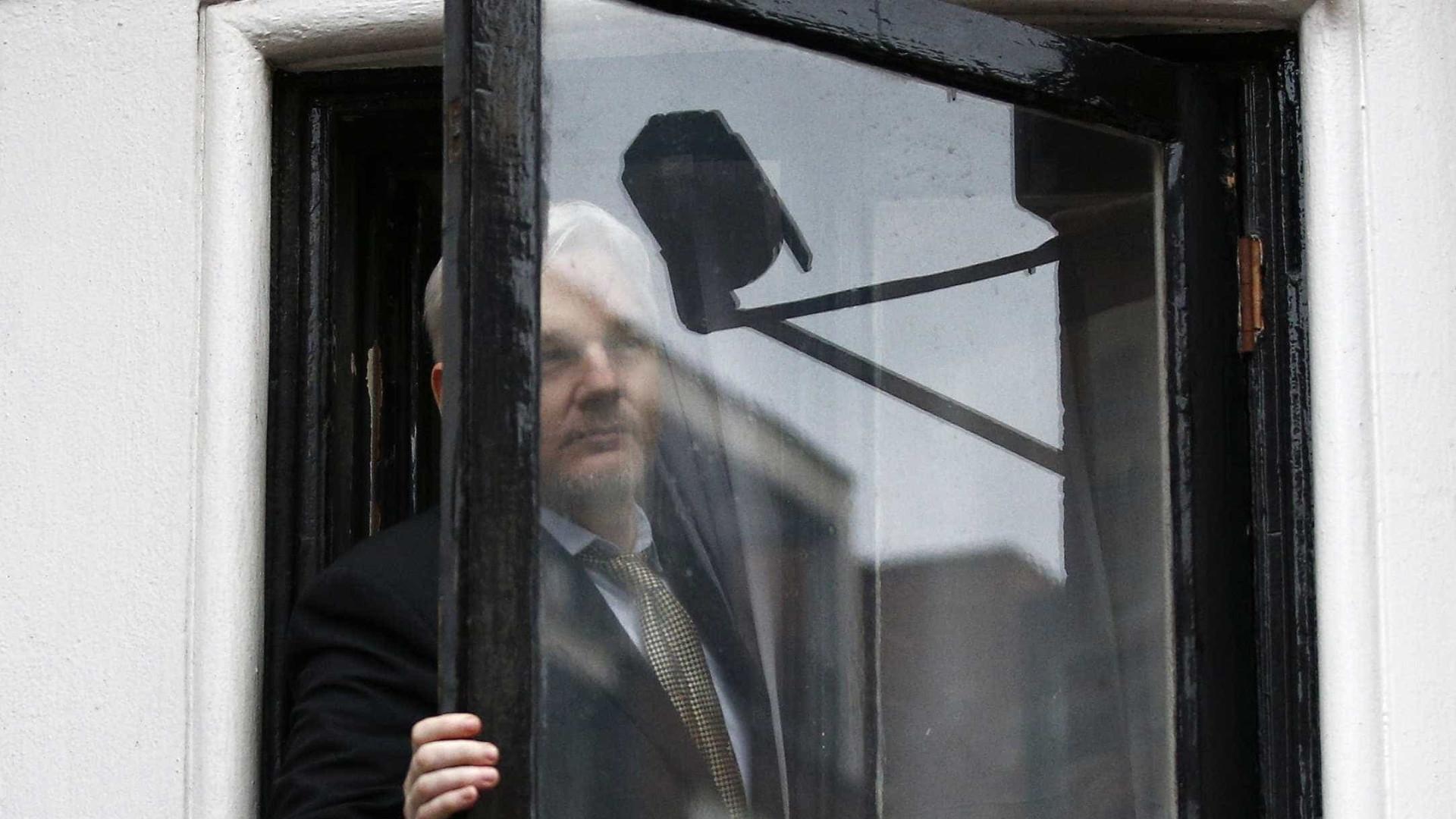 Suécia pode reabrir processo contra Assange até 2020, lembra procuradora
