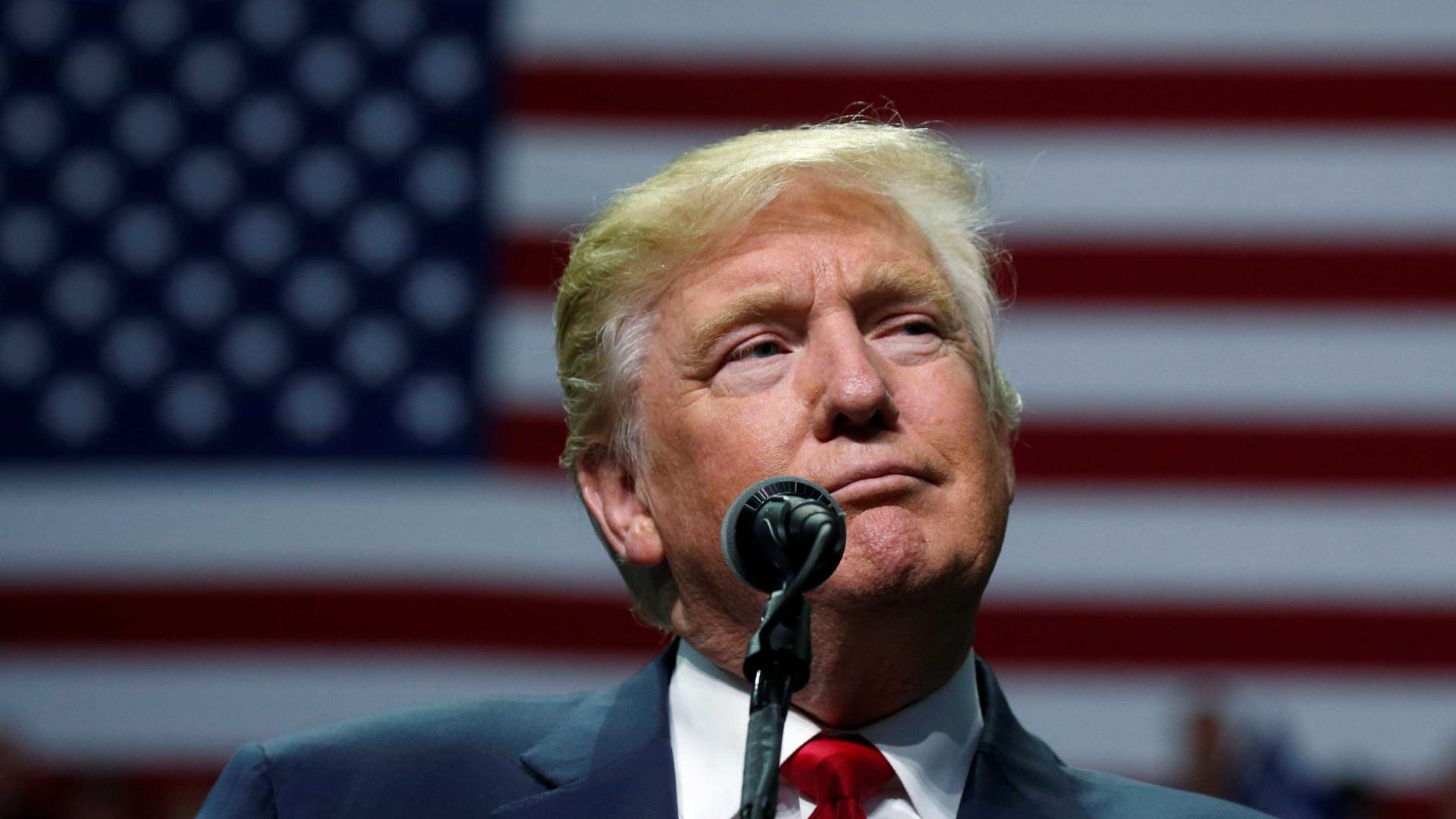 """Trump admite """"possível opção militar"""" na Venezuela"""