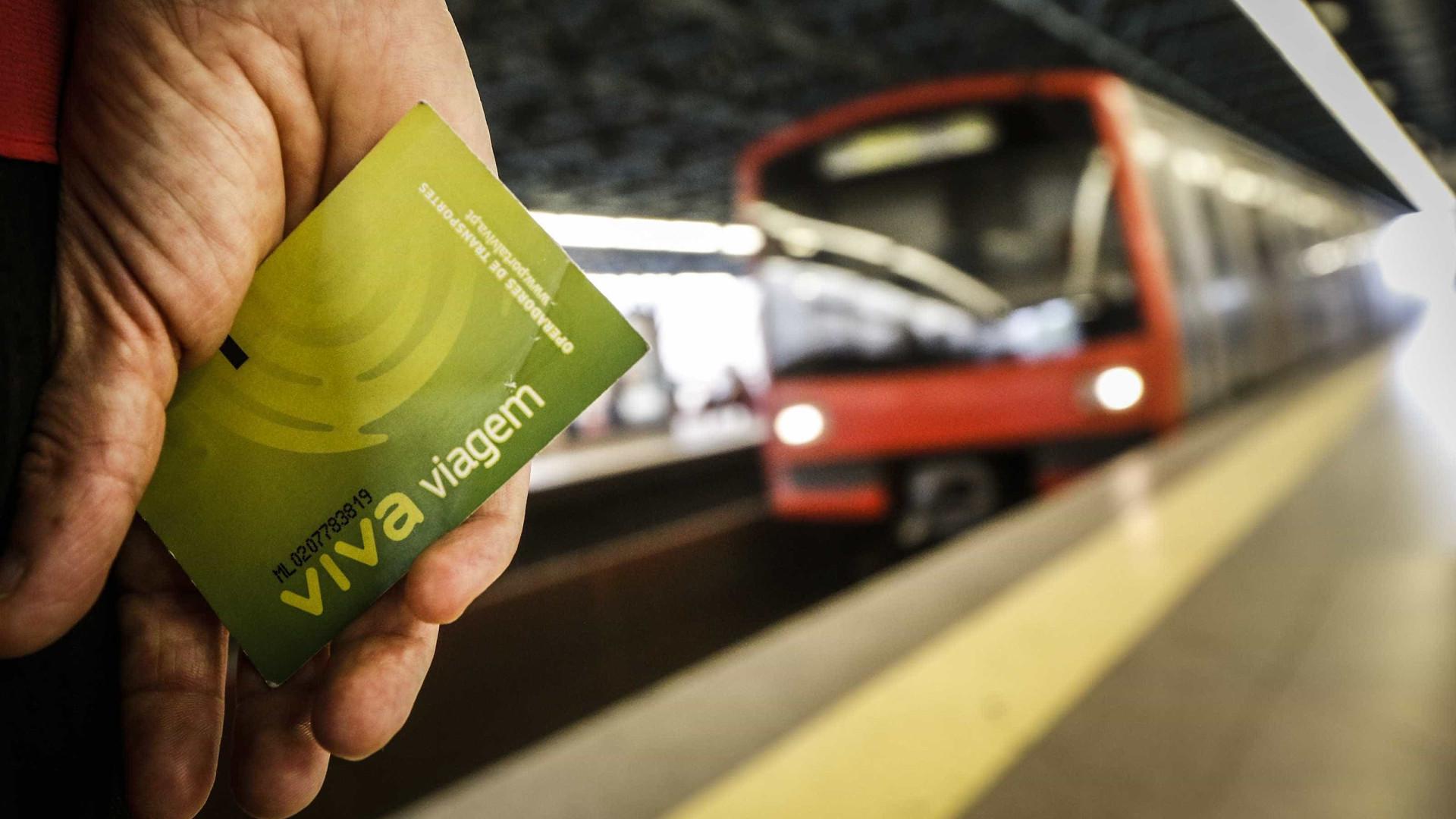 Prolongamento da rede de metro vai reduzir tempo de espera, diz estudo