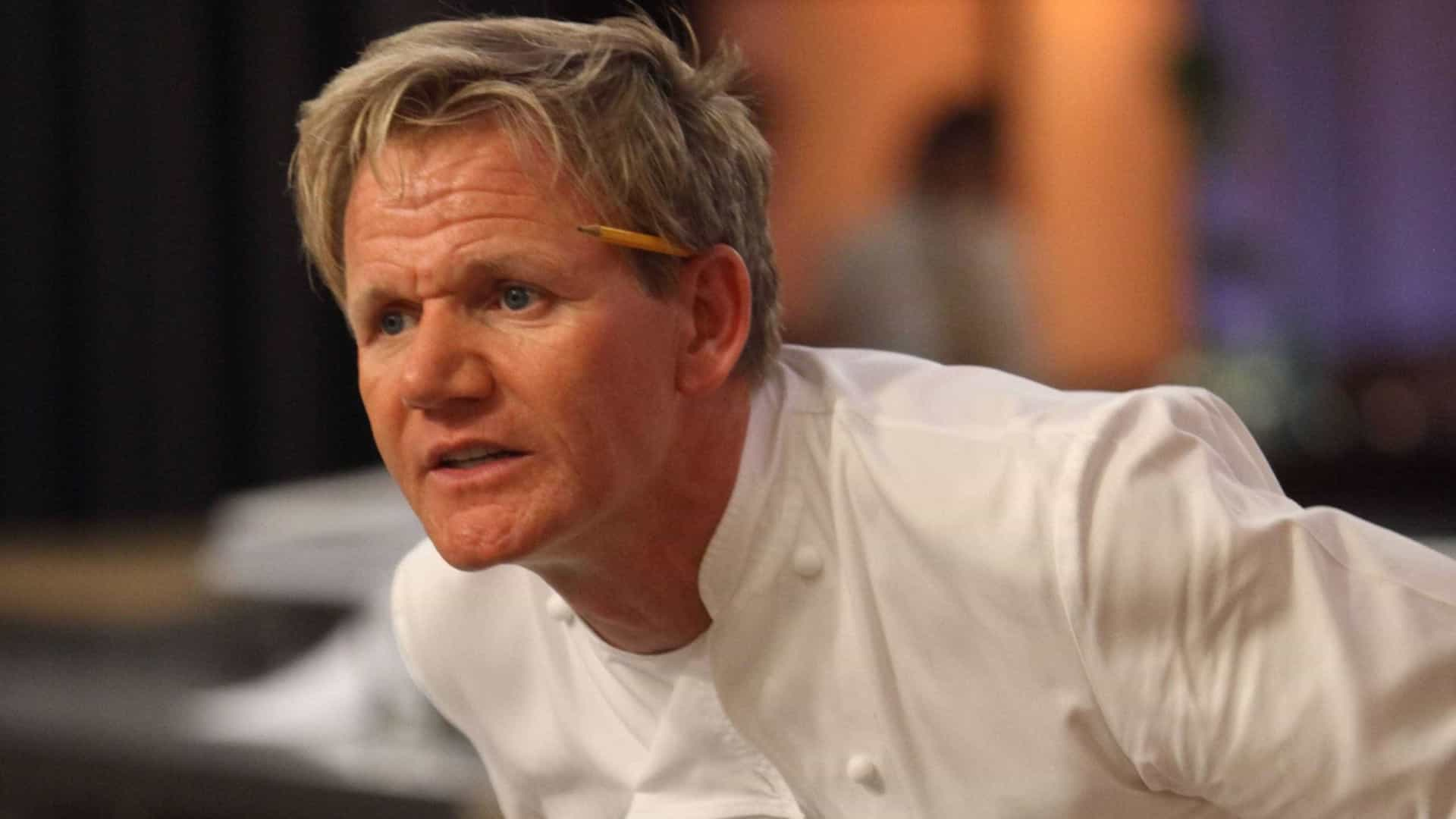 Após polémica, Gordon Ramsay dá oportunidade a dieta vegan