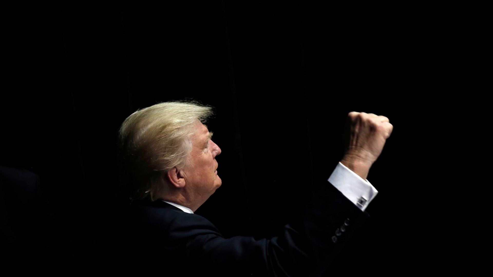 Donald Trump saiu fragilizado das eleições intercalares de novembro