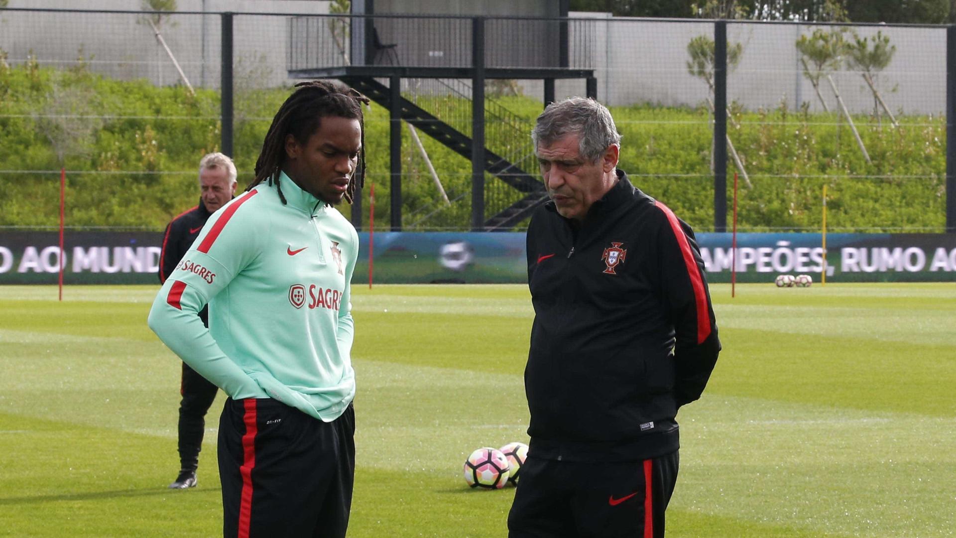 Portugal realiza primeiro treino sem Anthony Lopes e com Pepe em dúvida