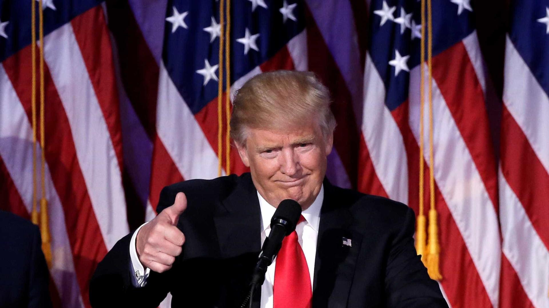 Ex-executivo do Goldman Sachs e empresário apontados para equipa de Trump
