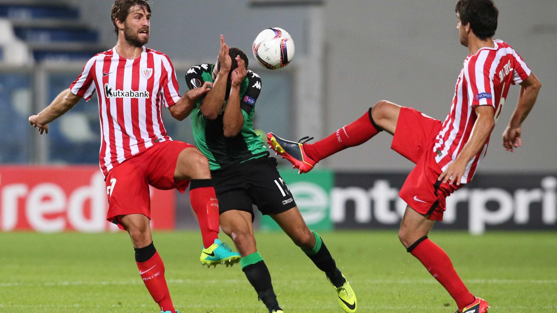 Yeray Álvarez vence novamente o cancro e volta ao Atlético Bilbao