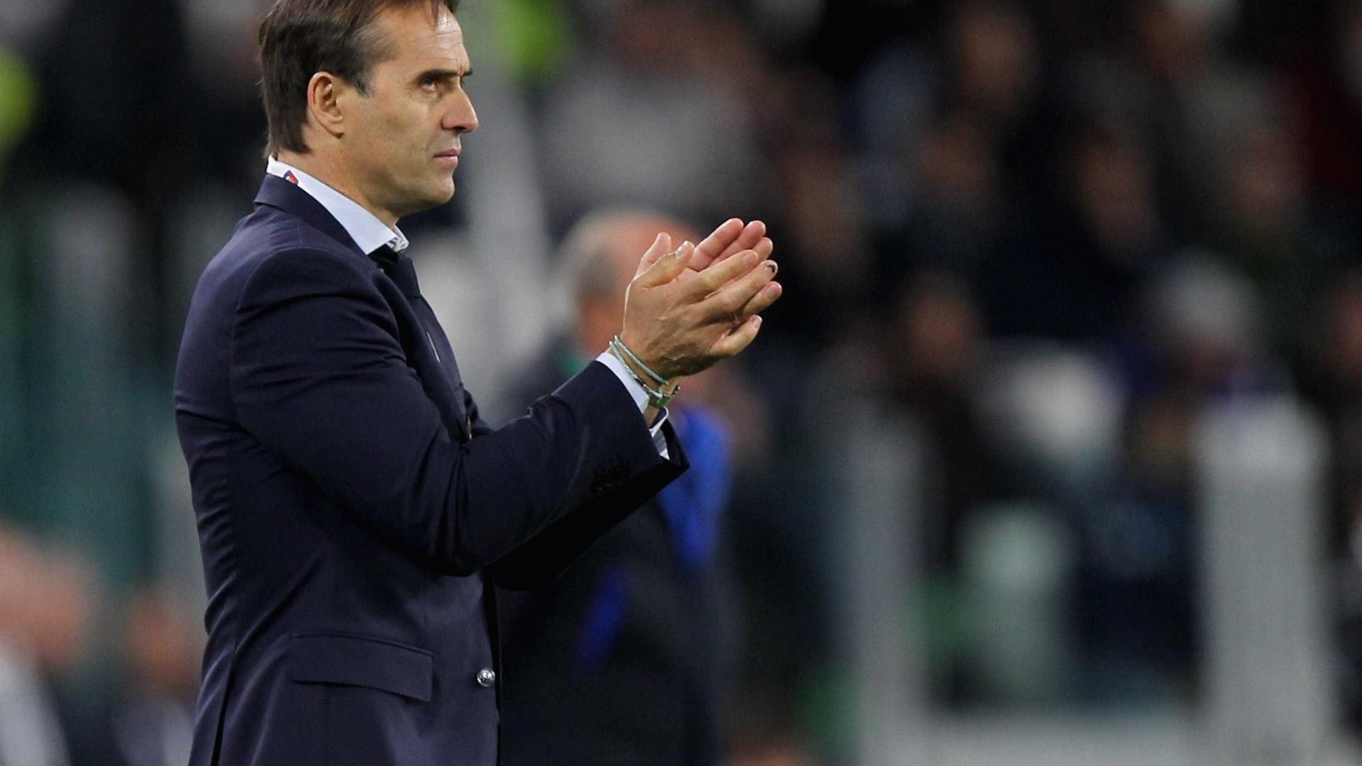 Real Madrid convoca evento para apresentar Lopetegui