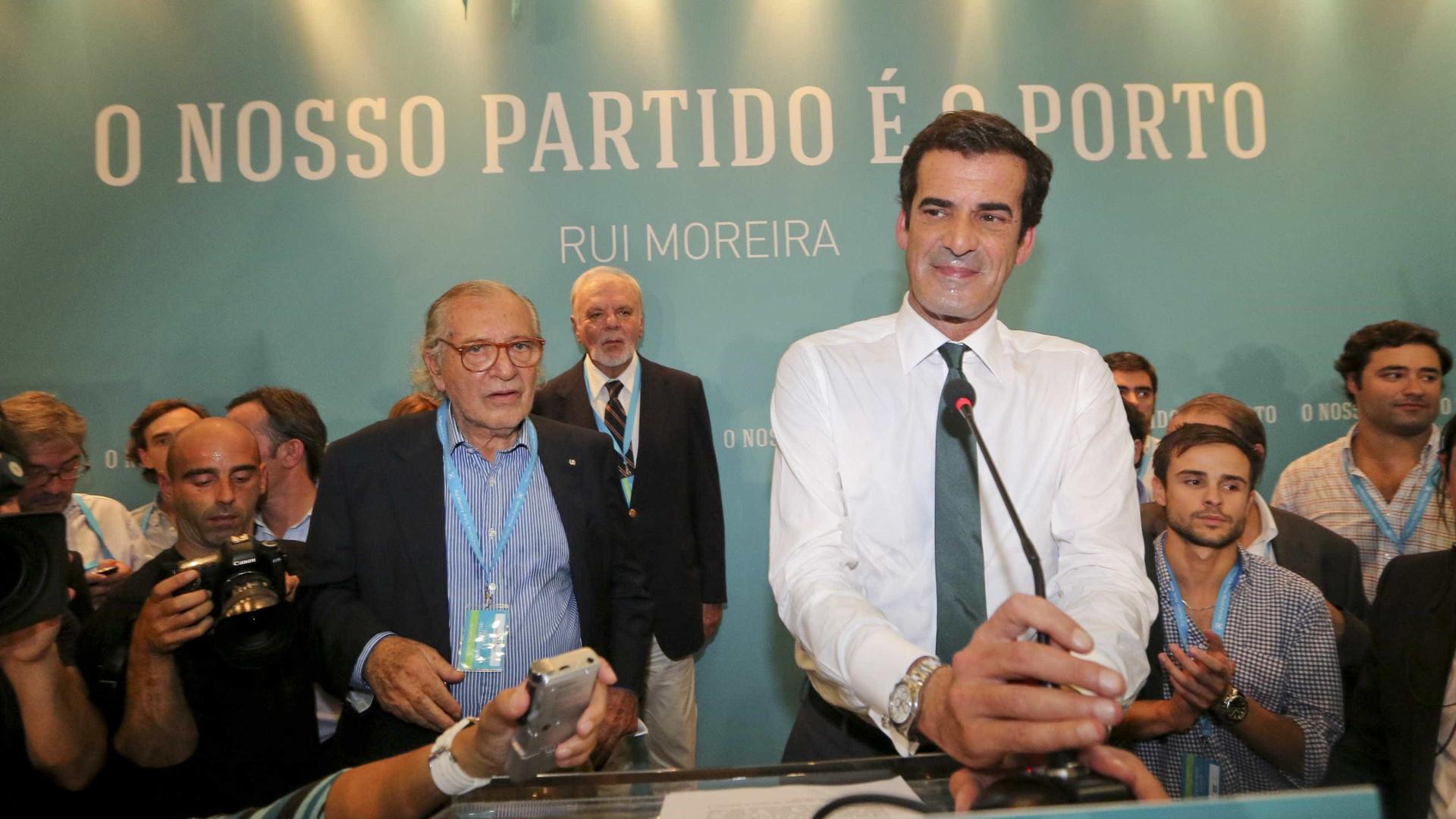 """CDU critica """"política de escasso investimento"""" da Câmara do Porto"""