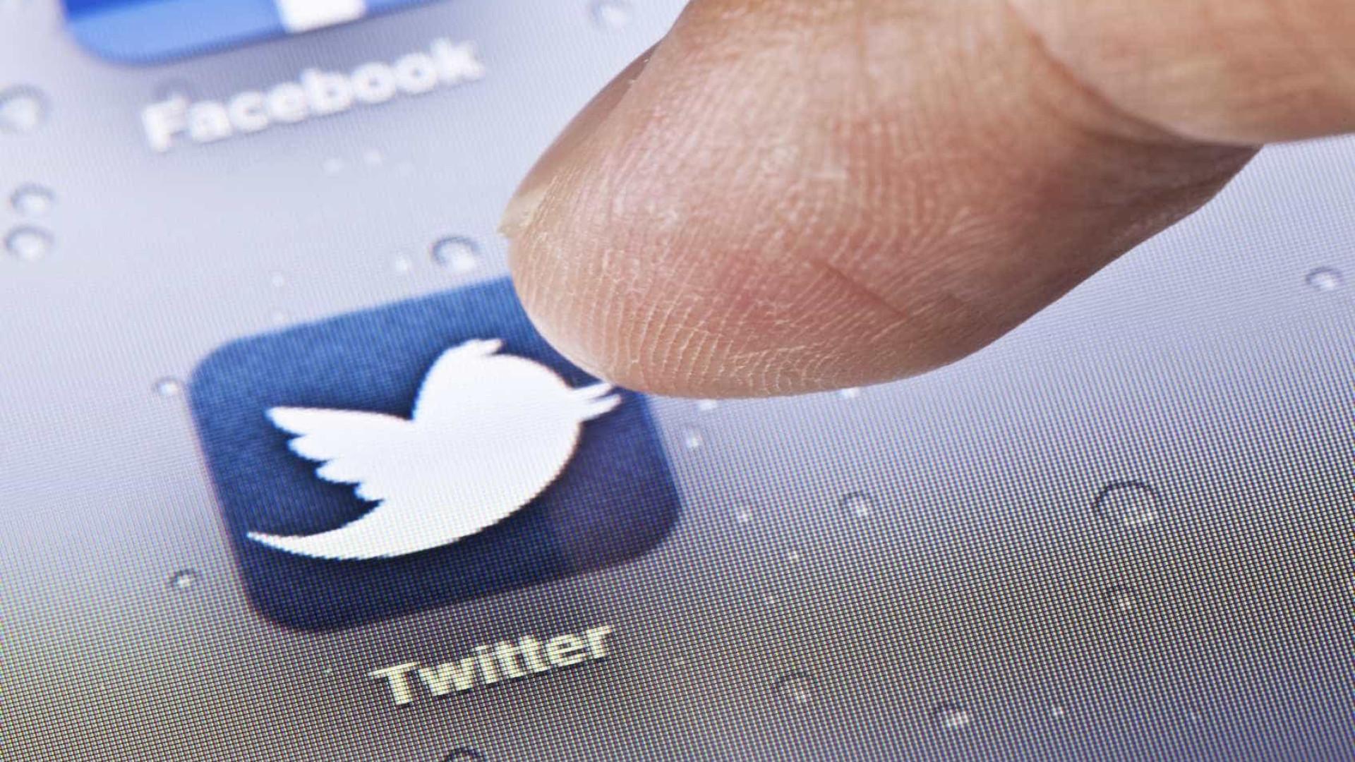 Twitter está a atravessar 'apagão'
