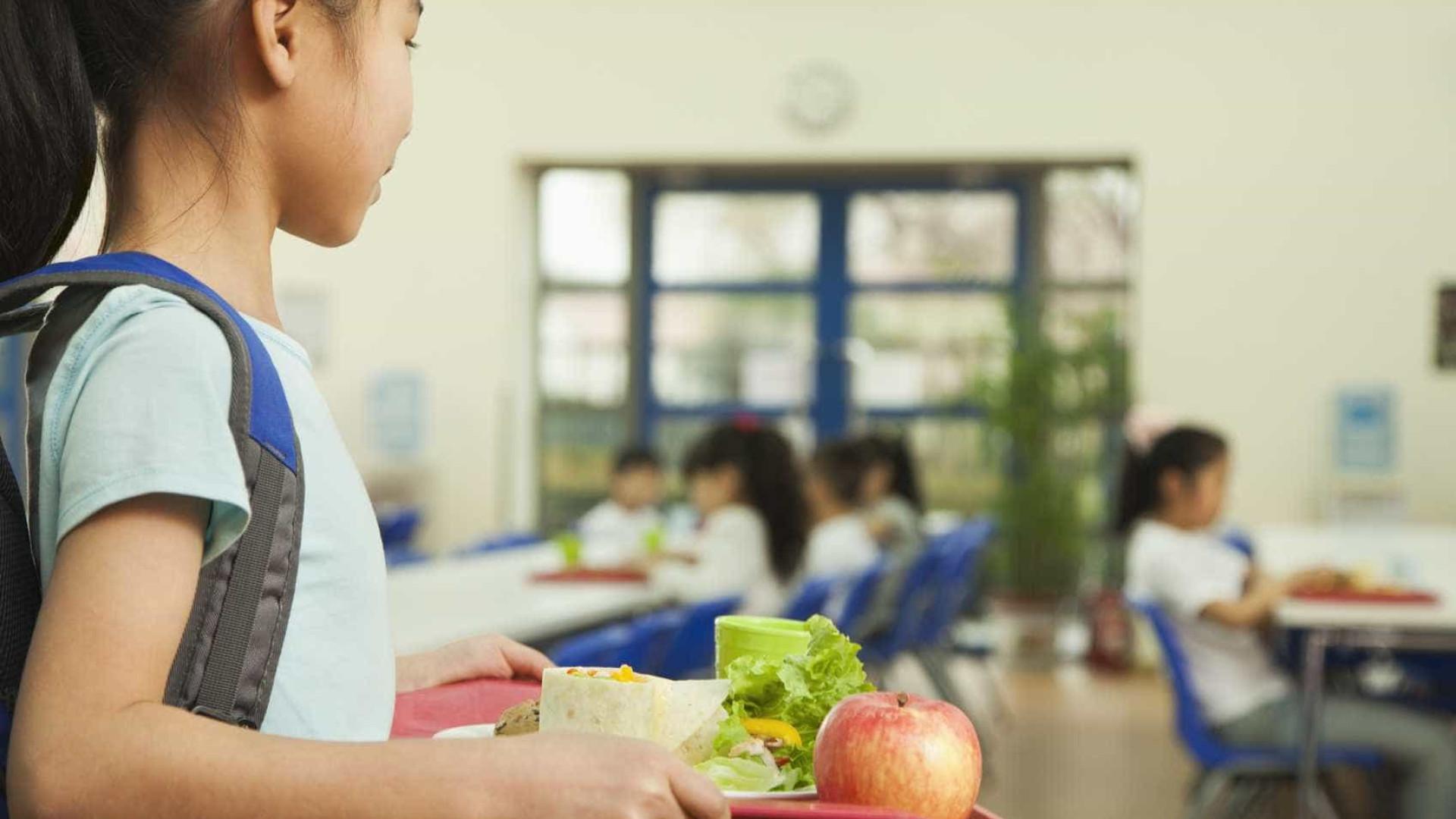Dieta vegetariana nas escolas atende também a especificidades religiosas