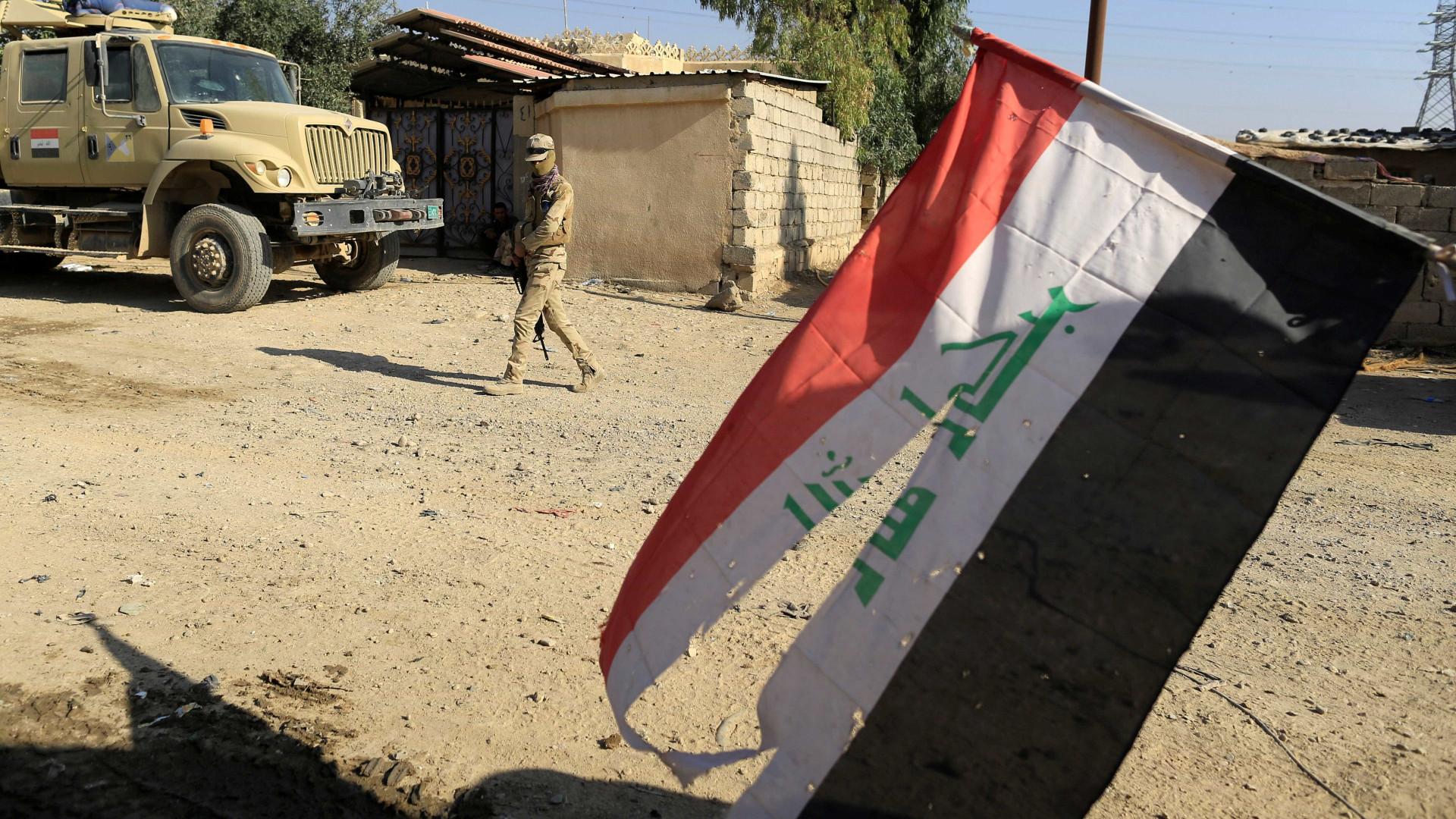 Países vão dar 30 mil milhões de dólares para reconstruir Iraque