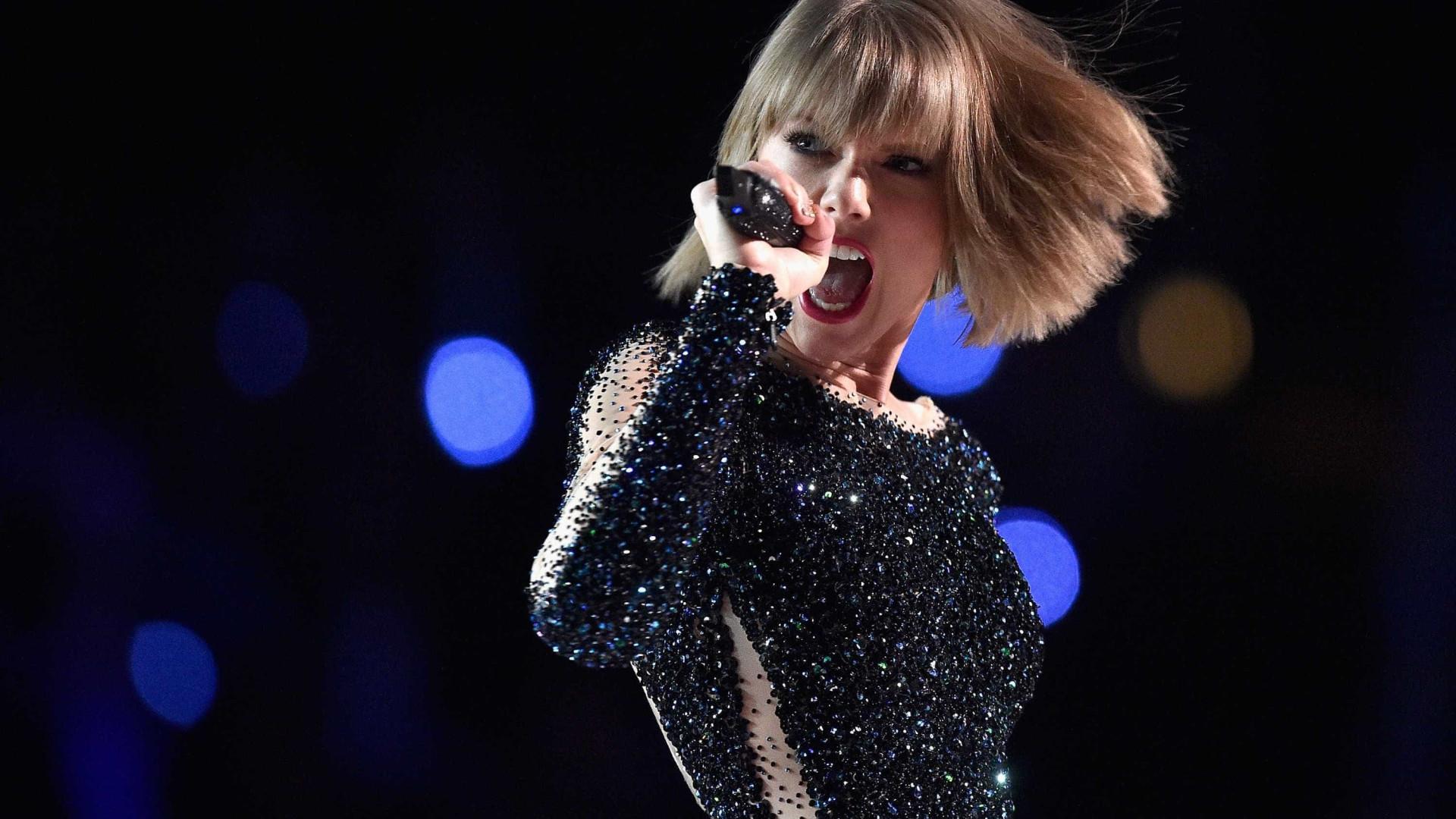 Taylor Swift: Depois dos palcos, promete fazer sucesso na televisão