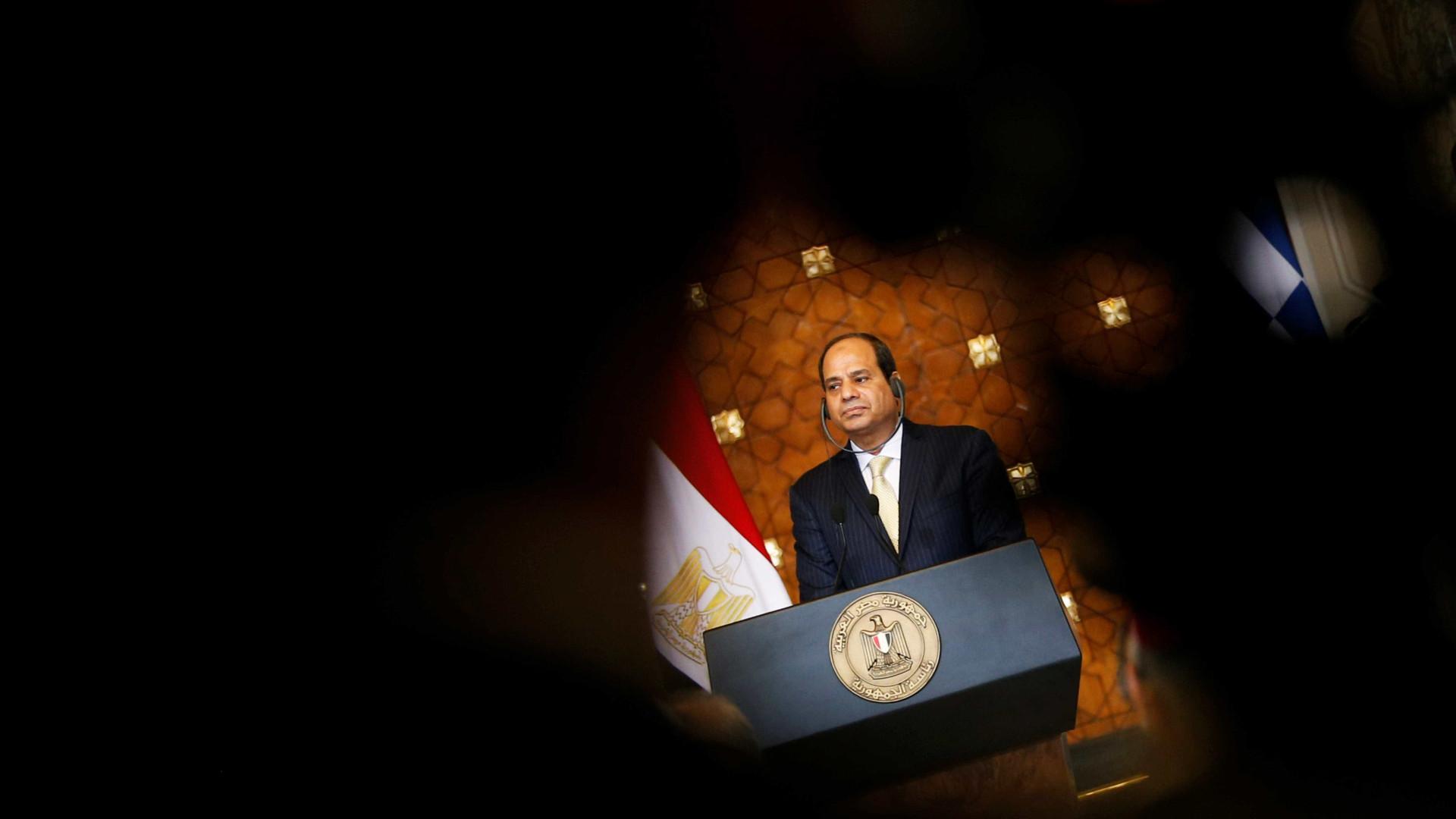 Eleições no Egito para reeleger Al-Sisi com oposição silenciada