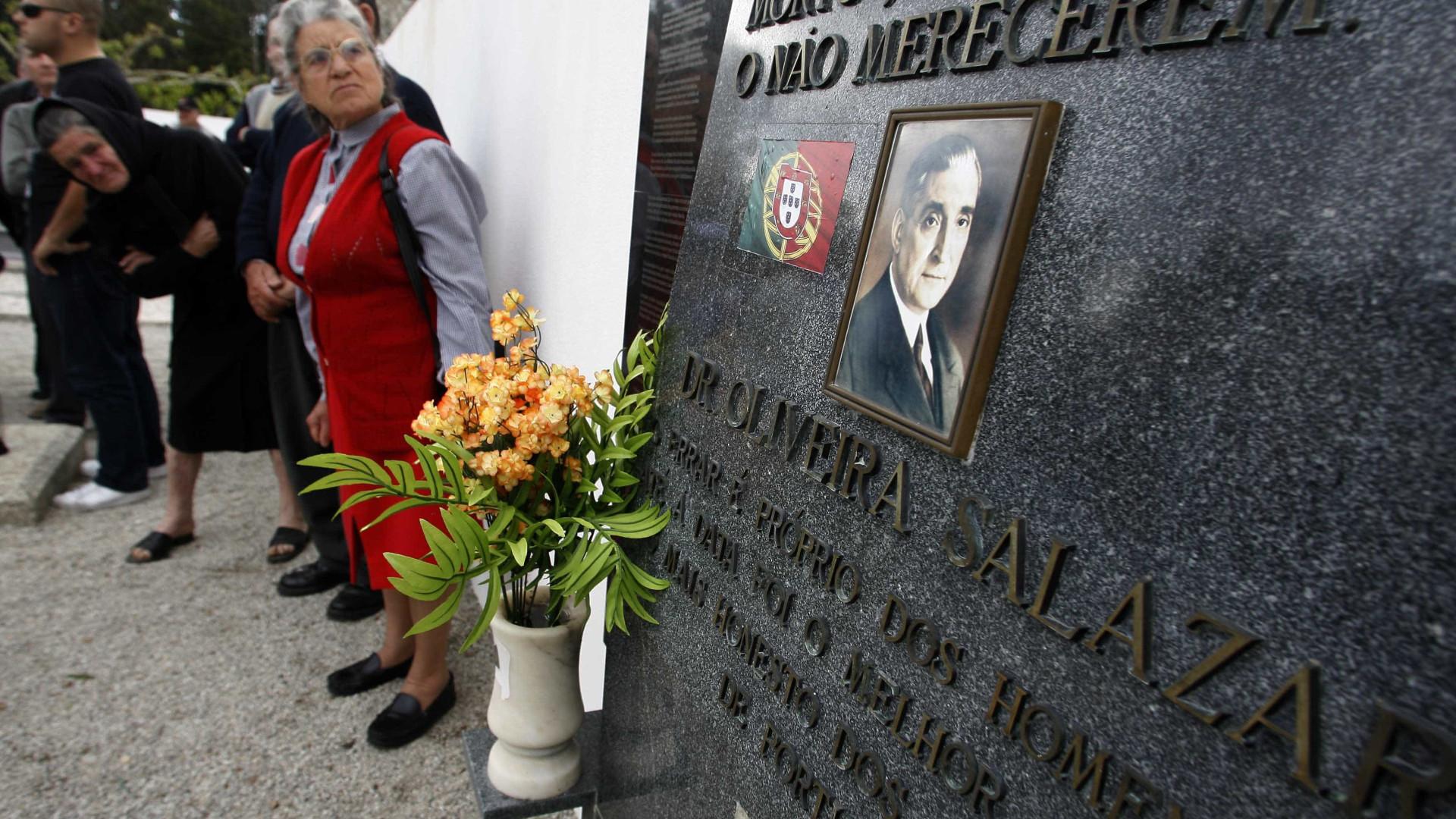 Livro 'Queda de Salazar' propõe novas investigações sobre ditador