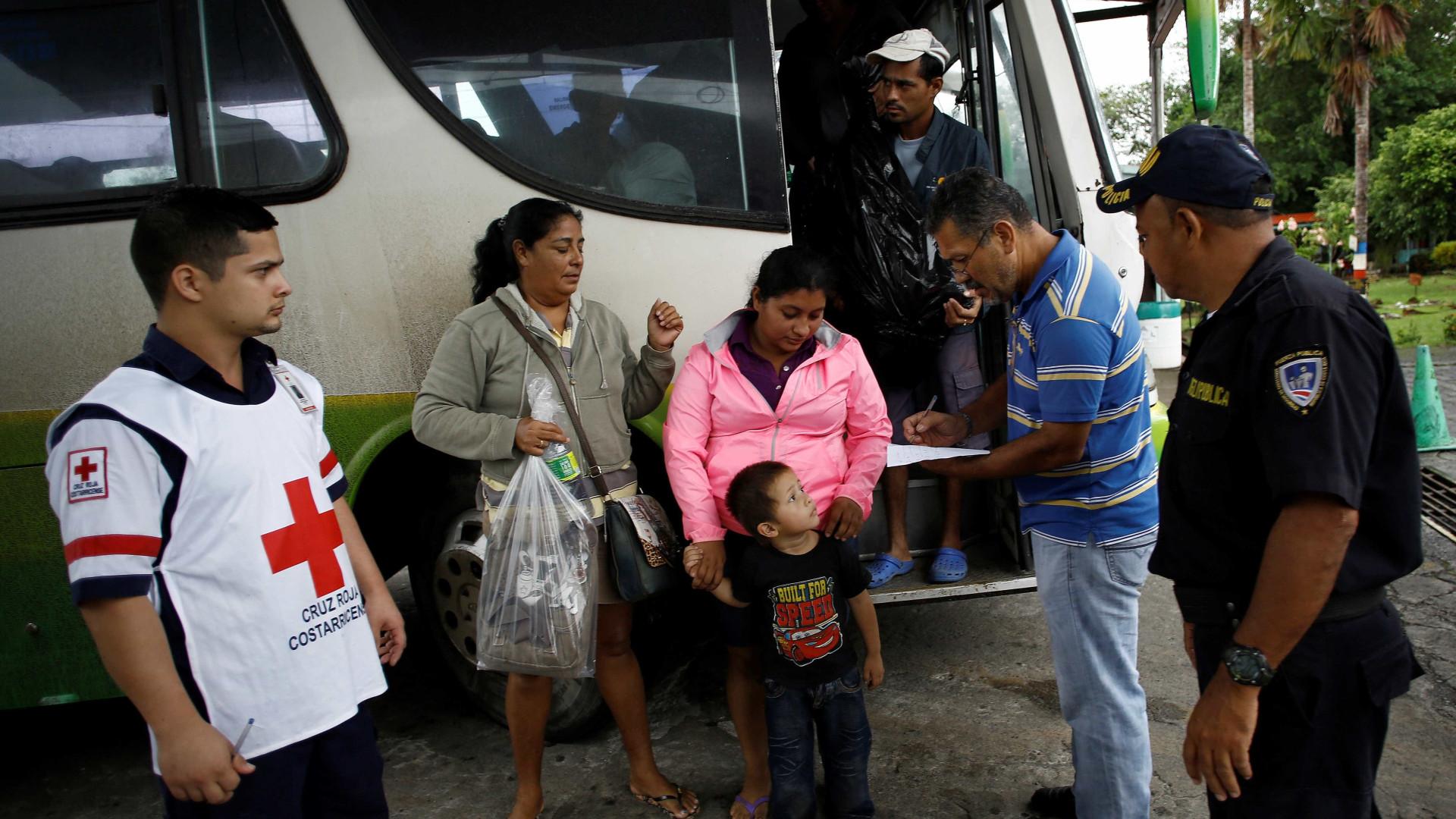 Sismo de magnitude 5,3 na Costa Rica provoca danos ligeiros