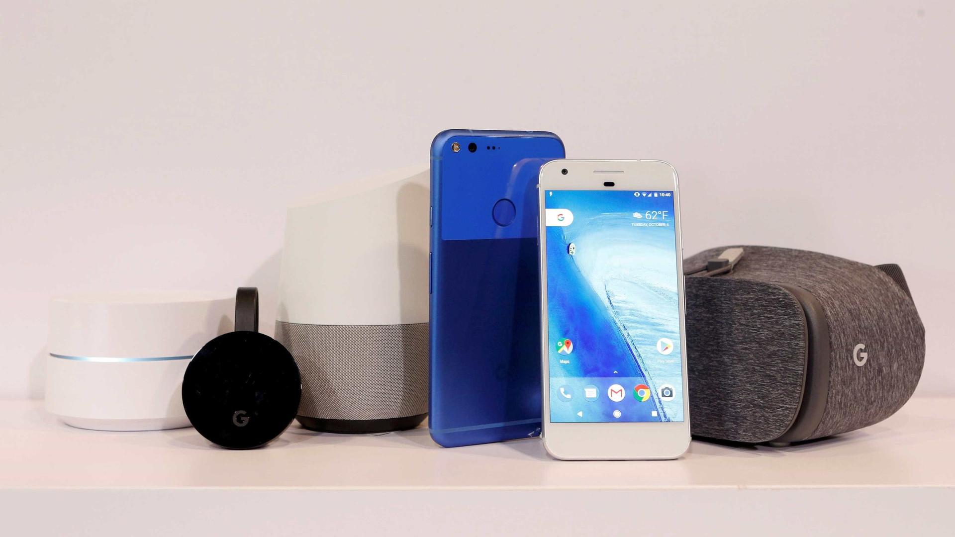 Já se sabe quem está a ajudar a Google com o Pixel 2 XL