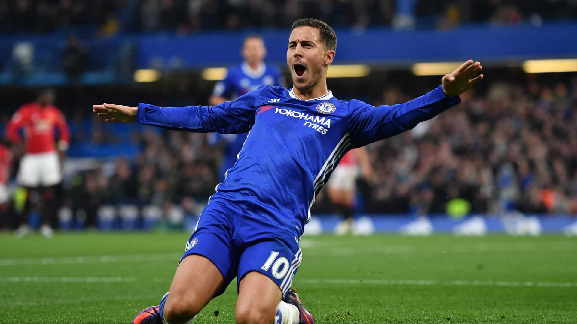 Hazard recusa renovar com o Chelsea à espera do Real Madrid